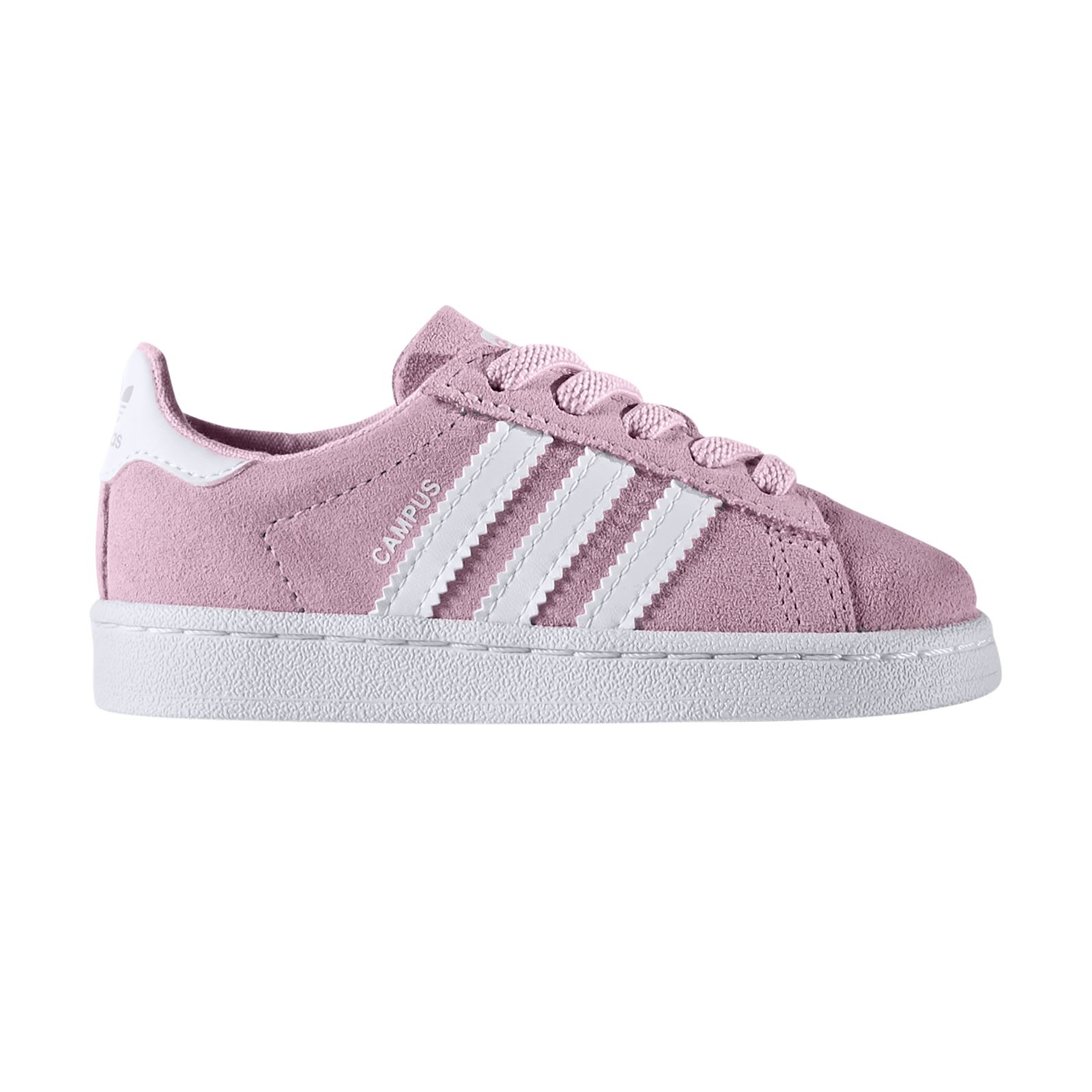 adidas originals campus ledersneakers rosa brandalley. Black Bedroom Furniture Sets. Home Design Ideas