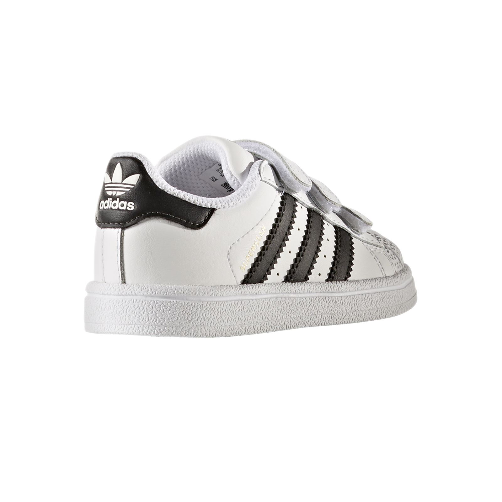 new product 97a4f d1cf2 ADIDAS ORIGINALS Superstar - Zapatillas de cuero - blanco