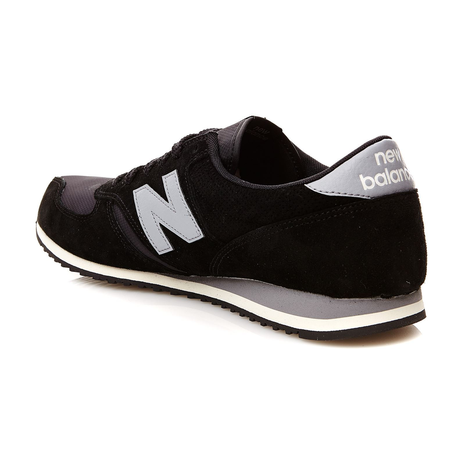 New Balance U420 D - Baskets Mode - noir