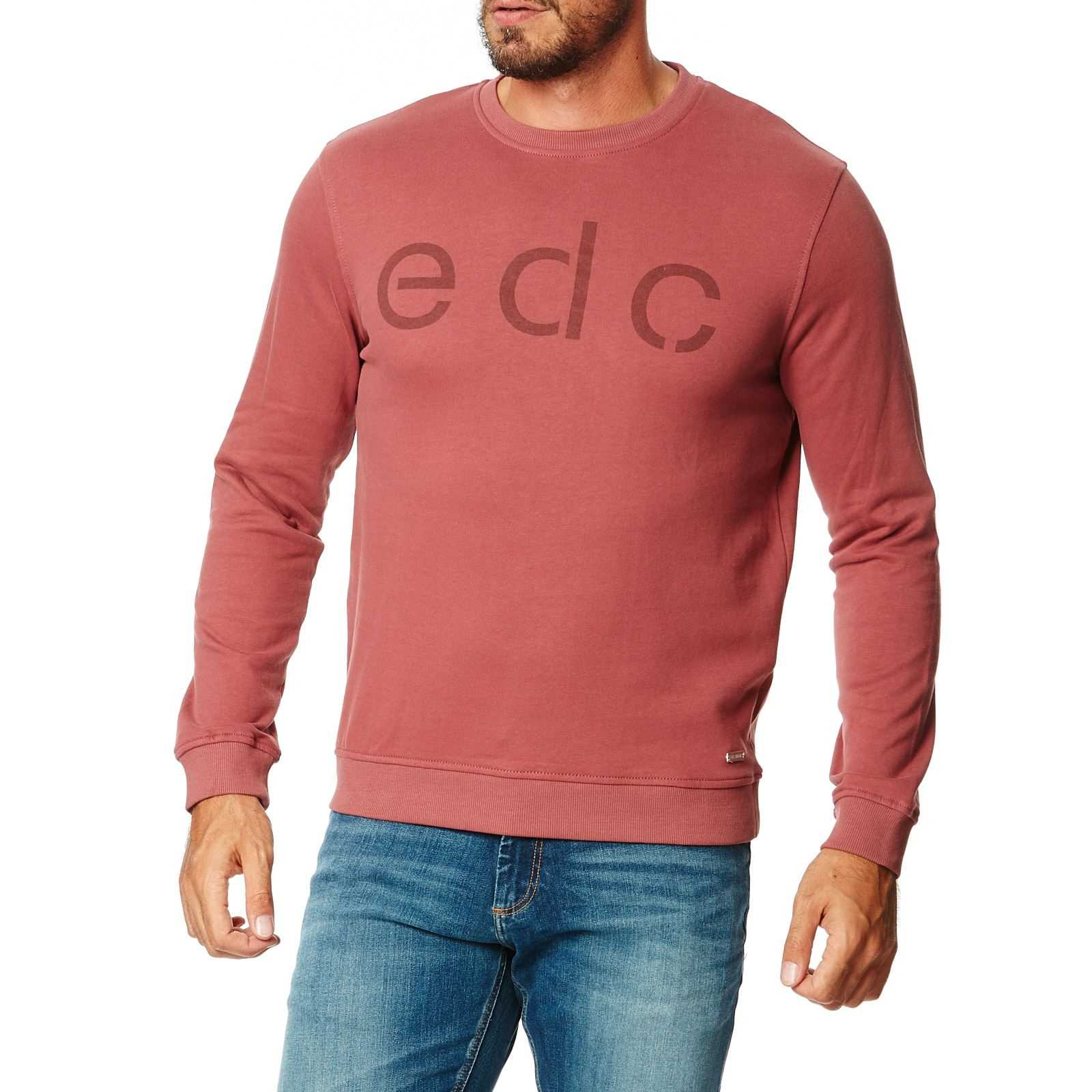EDC By Esprit Sweat-shirt - blush