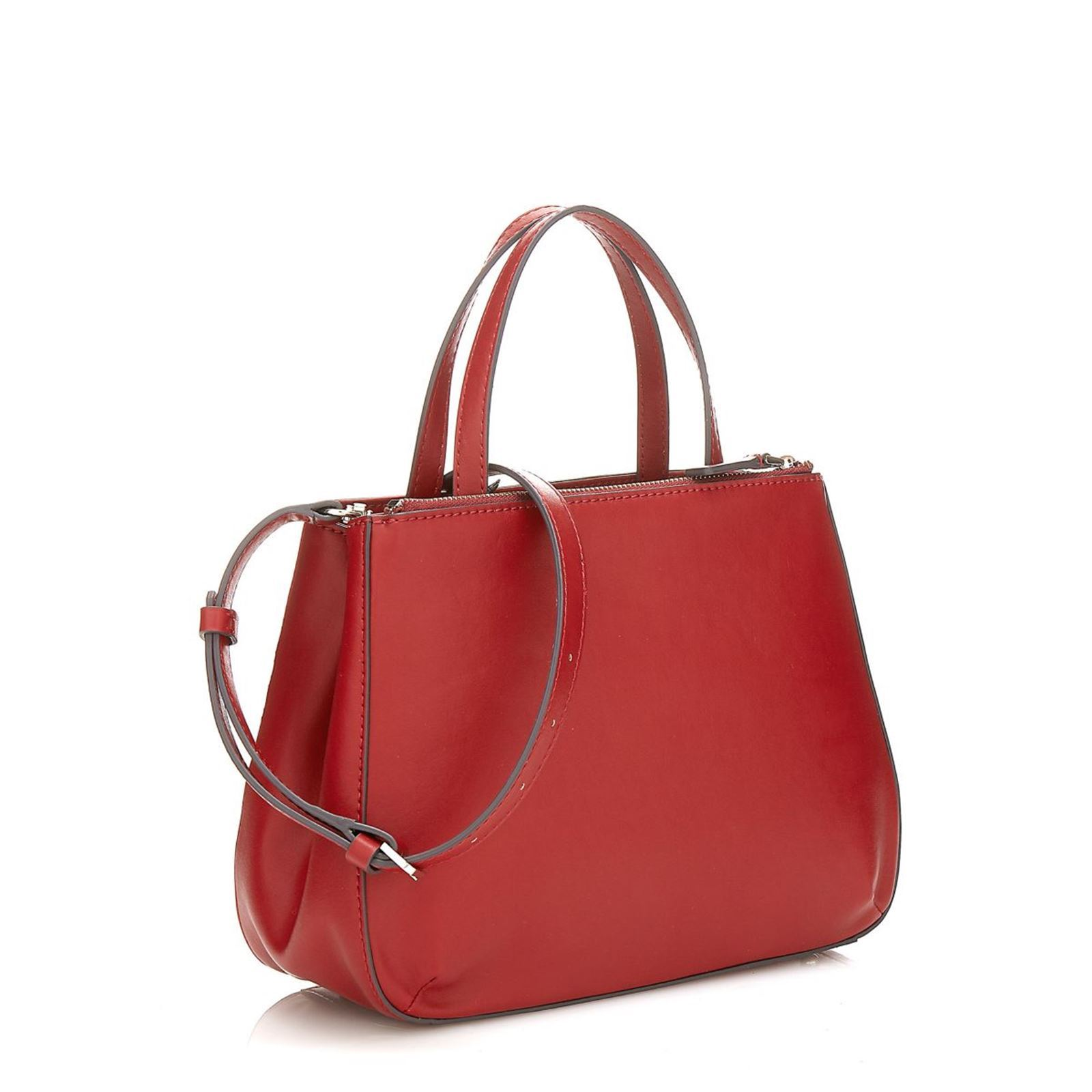 Florales Brandalley Rouge Sac Cabas Guess Avec Britta Broderies 1qCxB8Fw