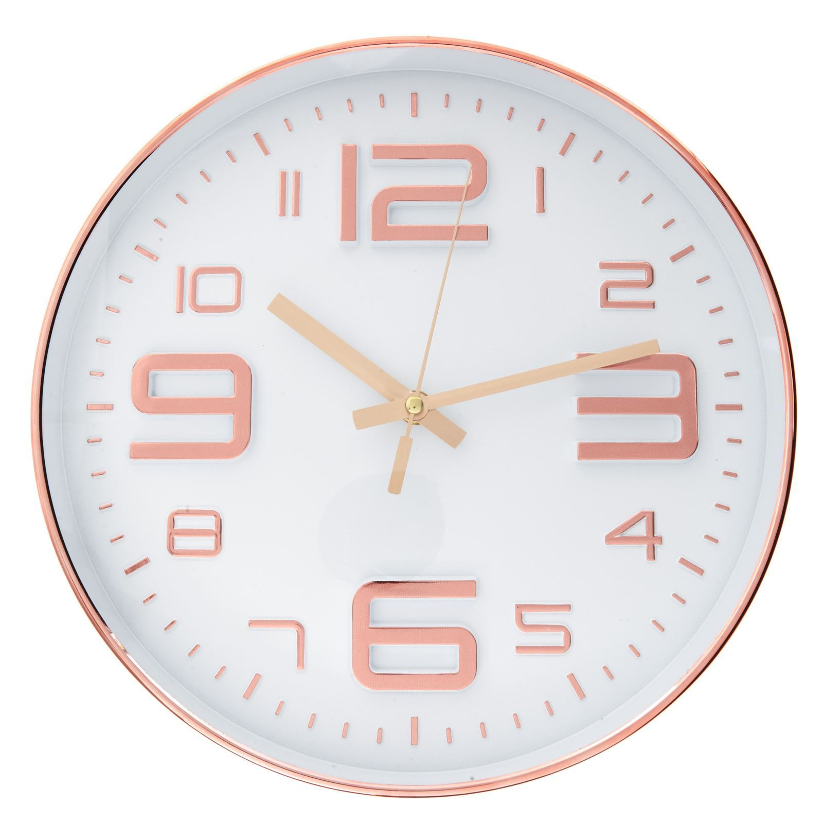 home and styling horloge murale rose brandalley