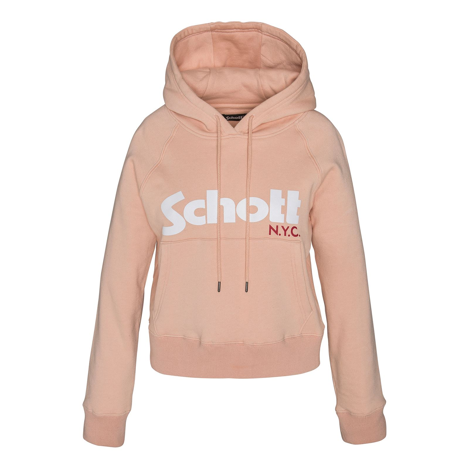 Sweat shirt Blush Blush Sweat shirt Schott Schott Schott HFYnxwEp4q