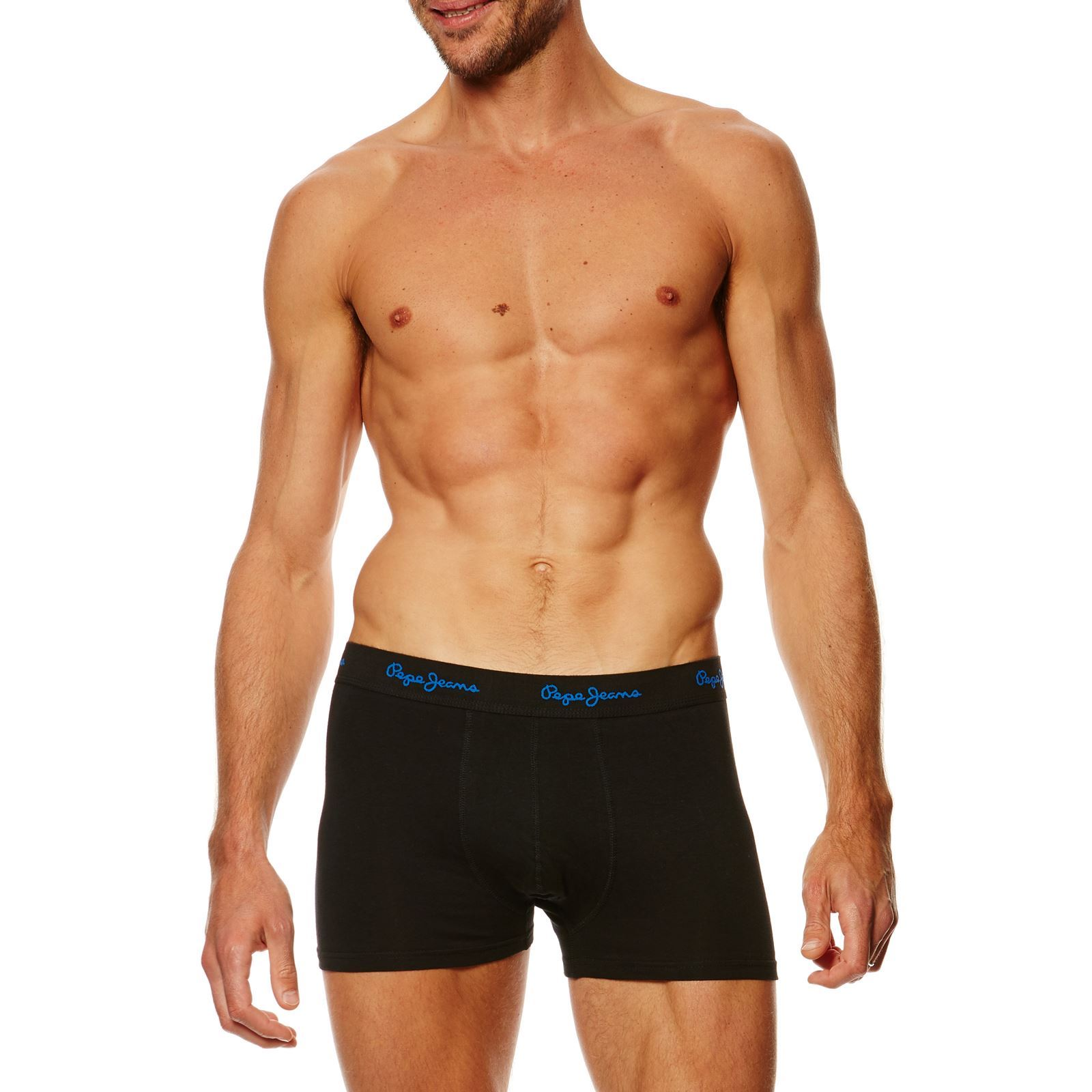 Pepe Jeans London Harold - Lot de 3 boxers - noir