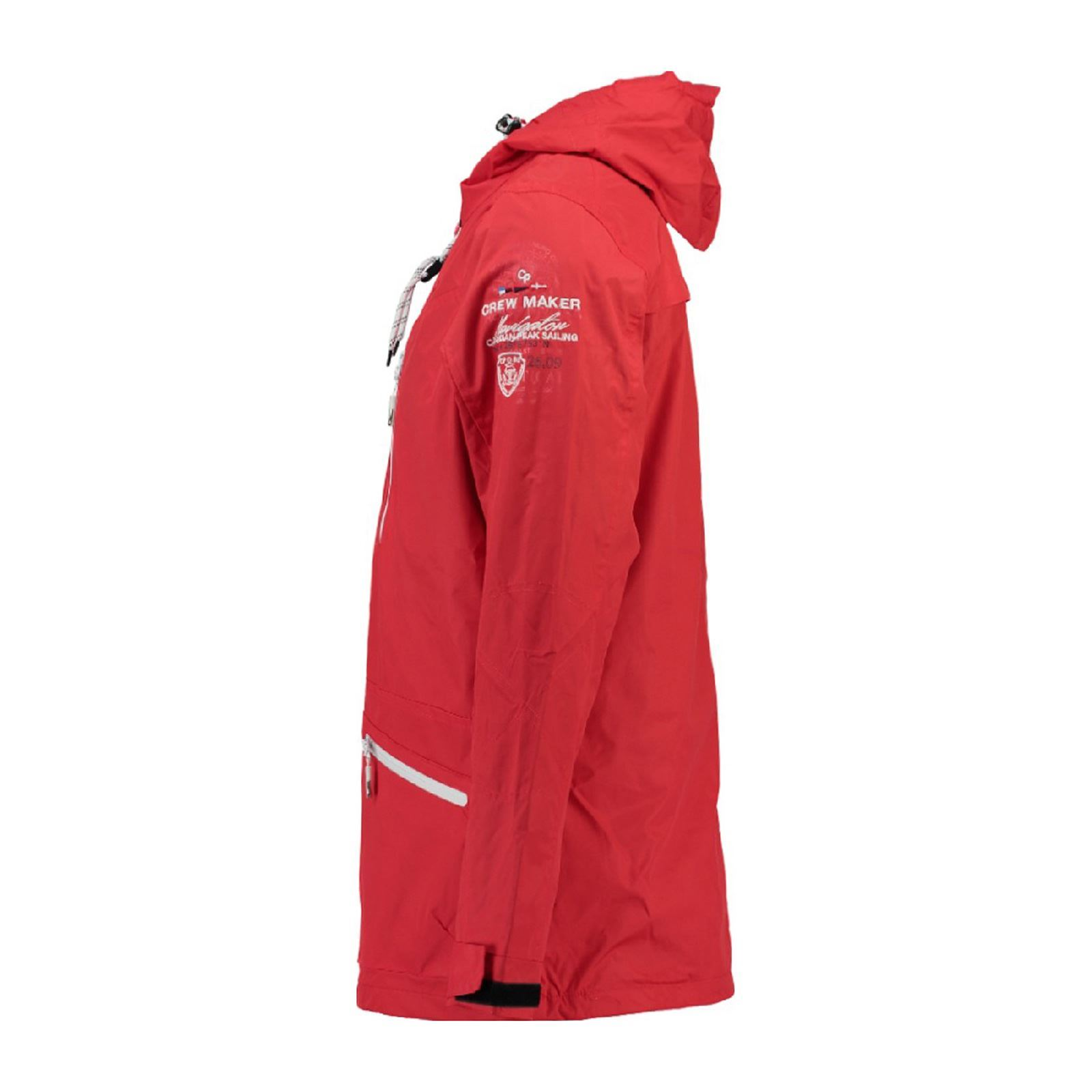 official photos 6fbbd ebe8e Canadian Peak Artist - Parka - rosso | BrandAlley