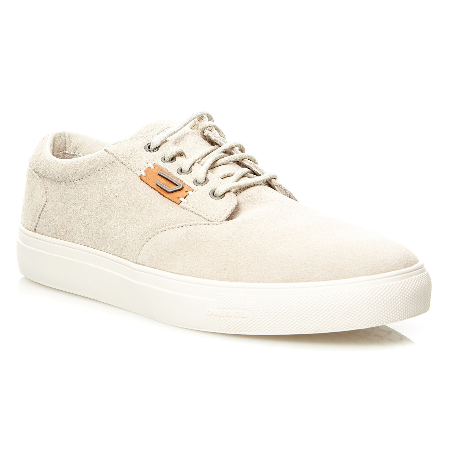 Diesel Baskets, Sneakers - gris clair