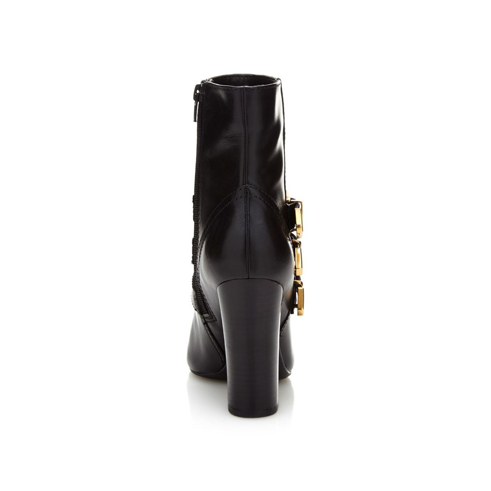 Guess BOTTINES LULUBY À BOUCLES Noir Sp3wdnlI