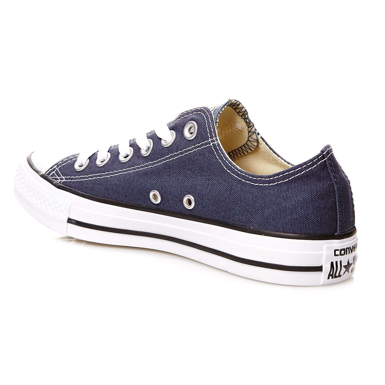 converse chuck taylor all star ox baskets bleu marine brandalley. Black Bedroom Furniture Sets. Home Design Ideas