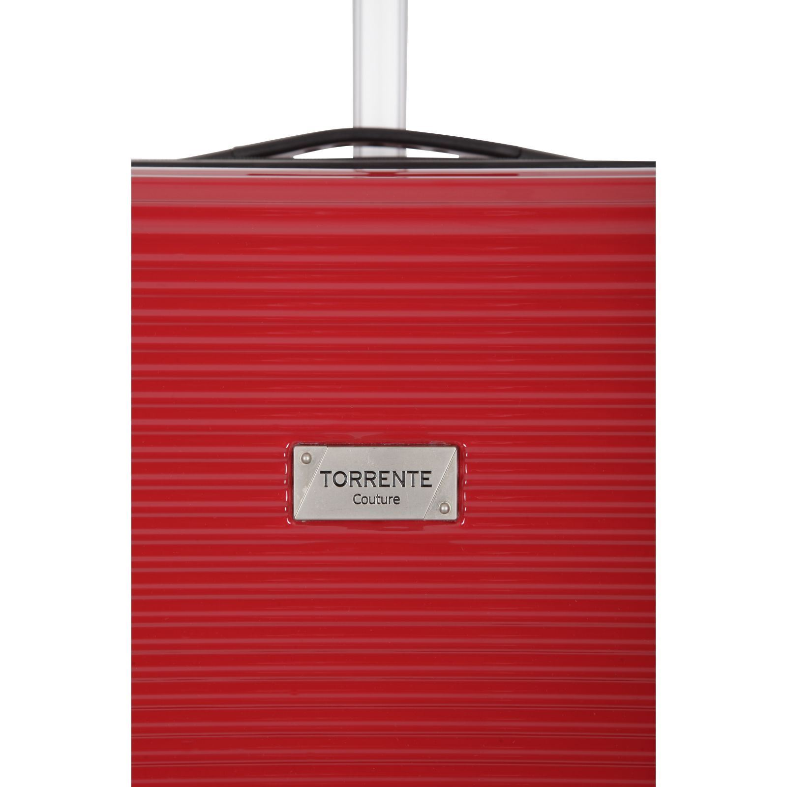 Torrente vahina trolley a 4 ruote rosso brandalley for Cabine al torrente beaver