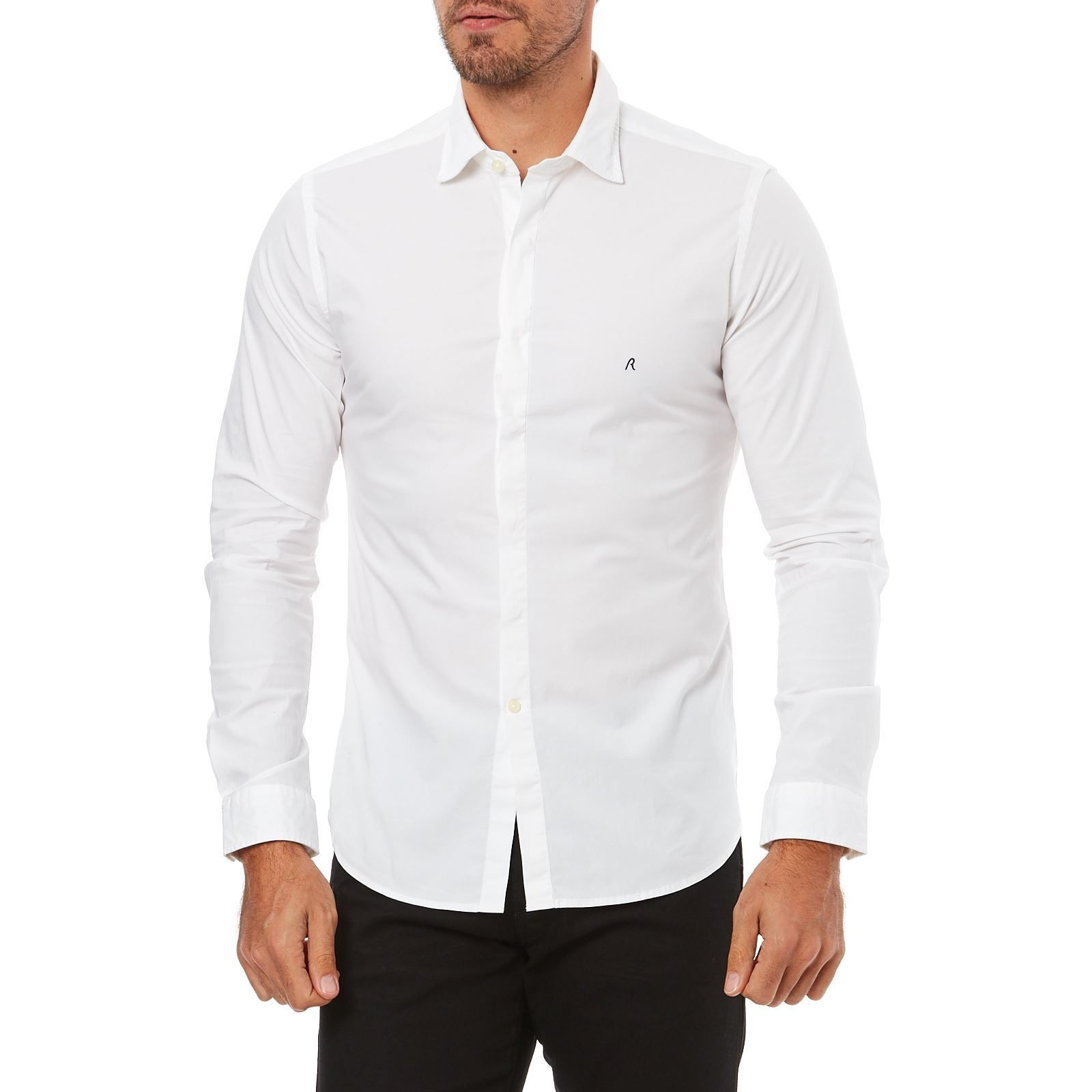 Replay Chemise business - blanc