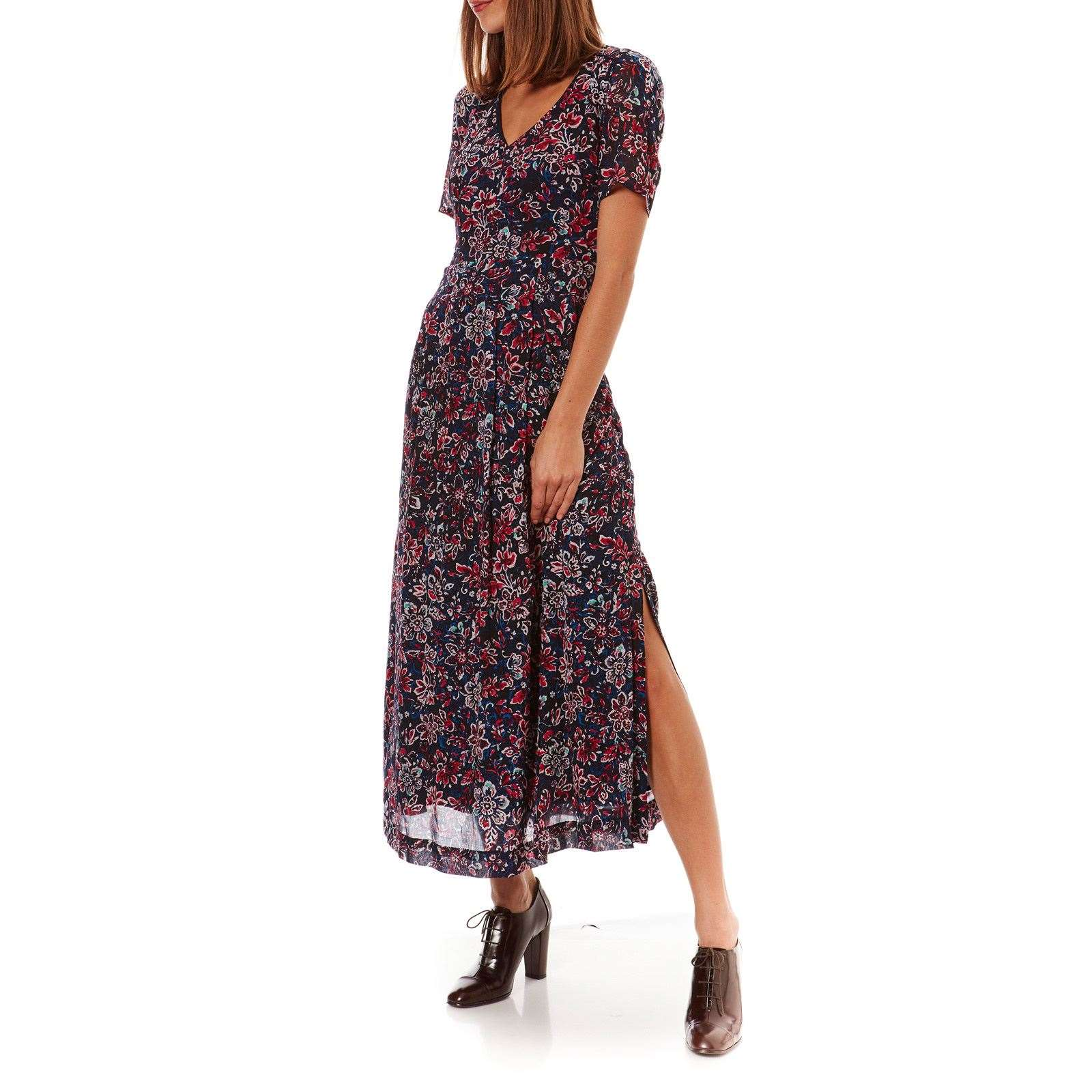 Exceptionnel Caroll Maryline - Robe longue - multicolore | Brandalley IM15