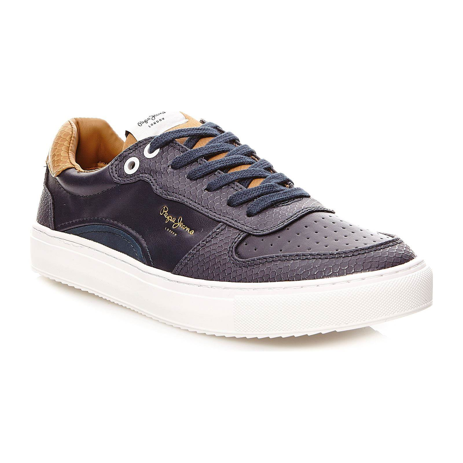Pepe Jeans Footwear Adams Smart - Sneakers - bleu marine