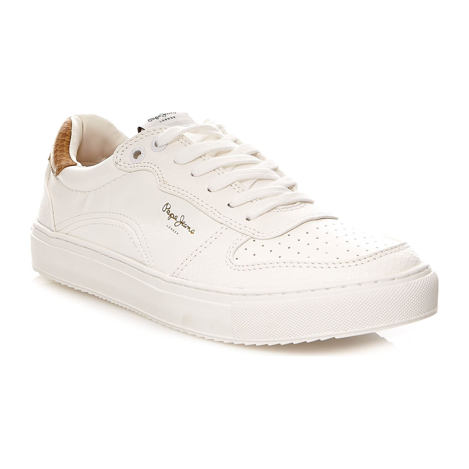 Pepe Jeans Footwear Adams Smart - Sneakers - blanc