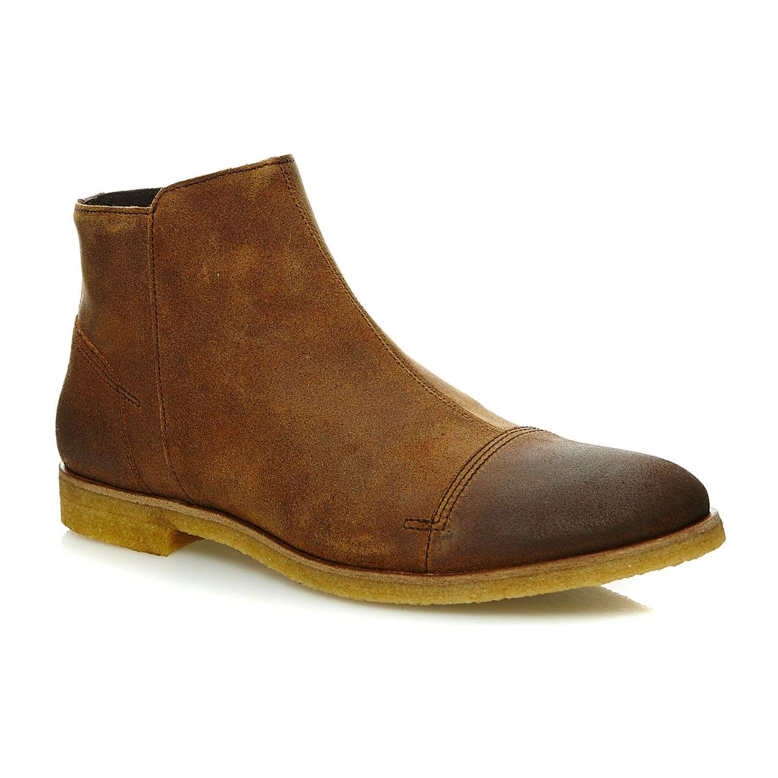 Twistar  Bottines  Camel