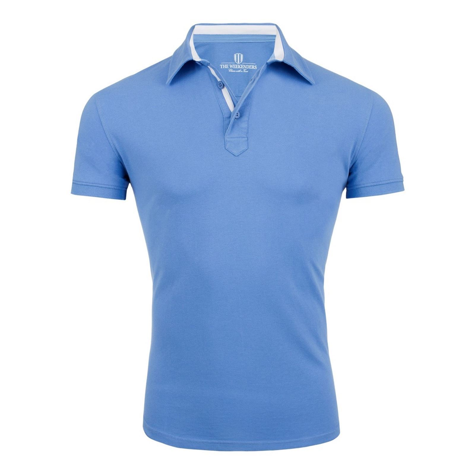 Bleu Manches Polo Player Weekenders The Courtes qXSvvW