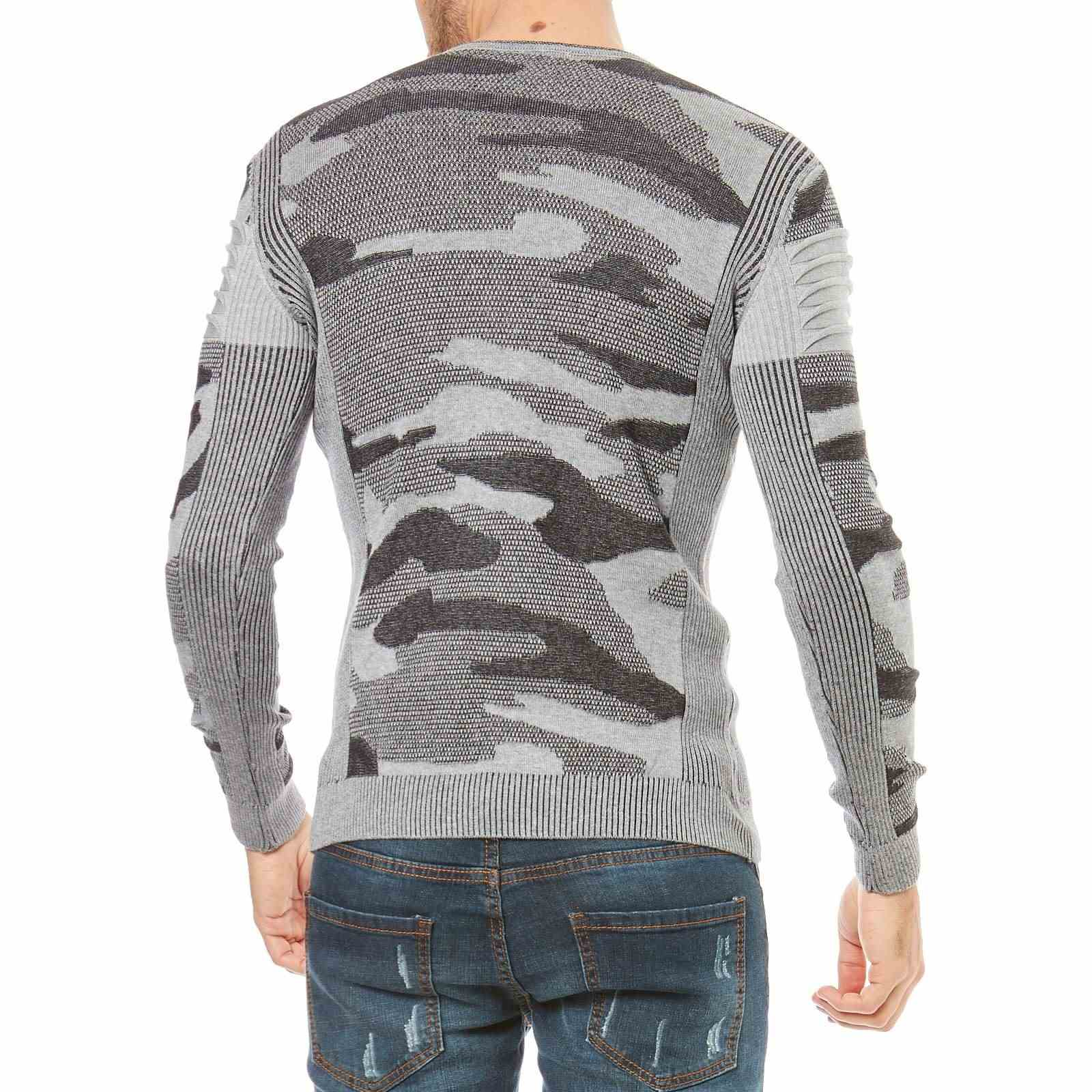 Hite couture pullover grau brandalley for Hite couture