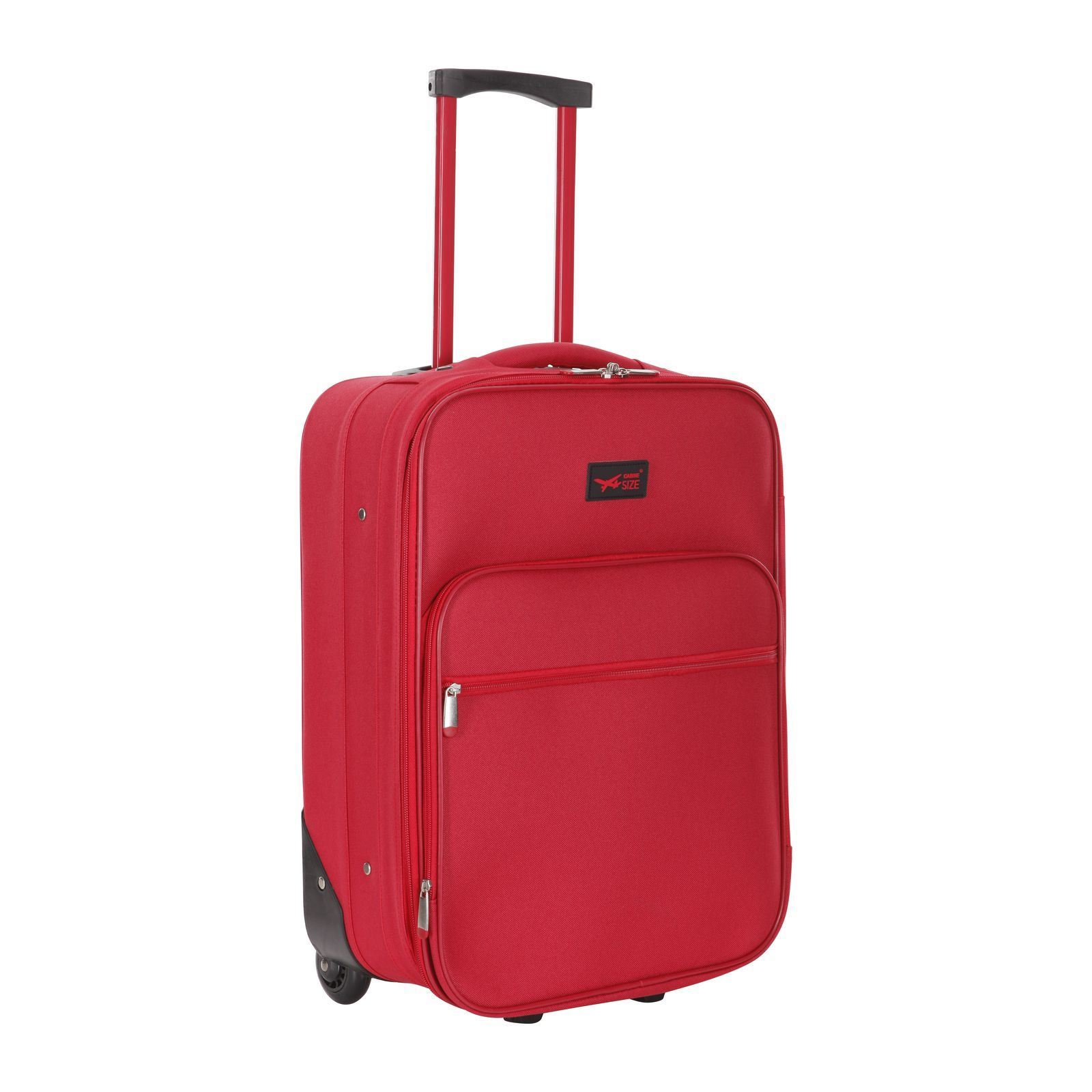 Cabine Size Valise - rouge | Brandalley - Valise Rouge
