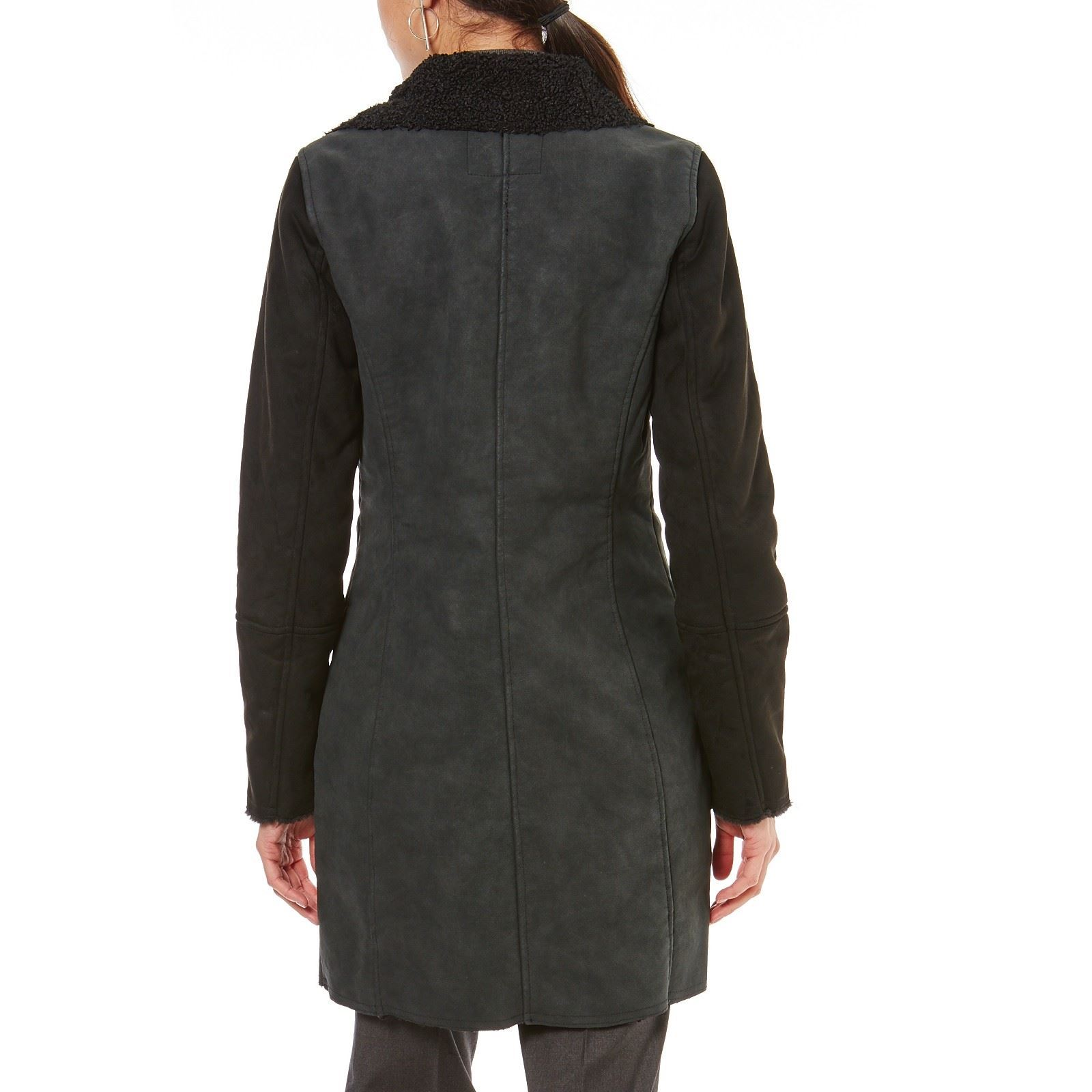 Only Manteau - noir   BrandAlley 25fe2ee17bc3