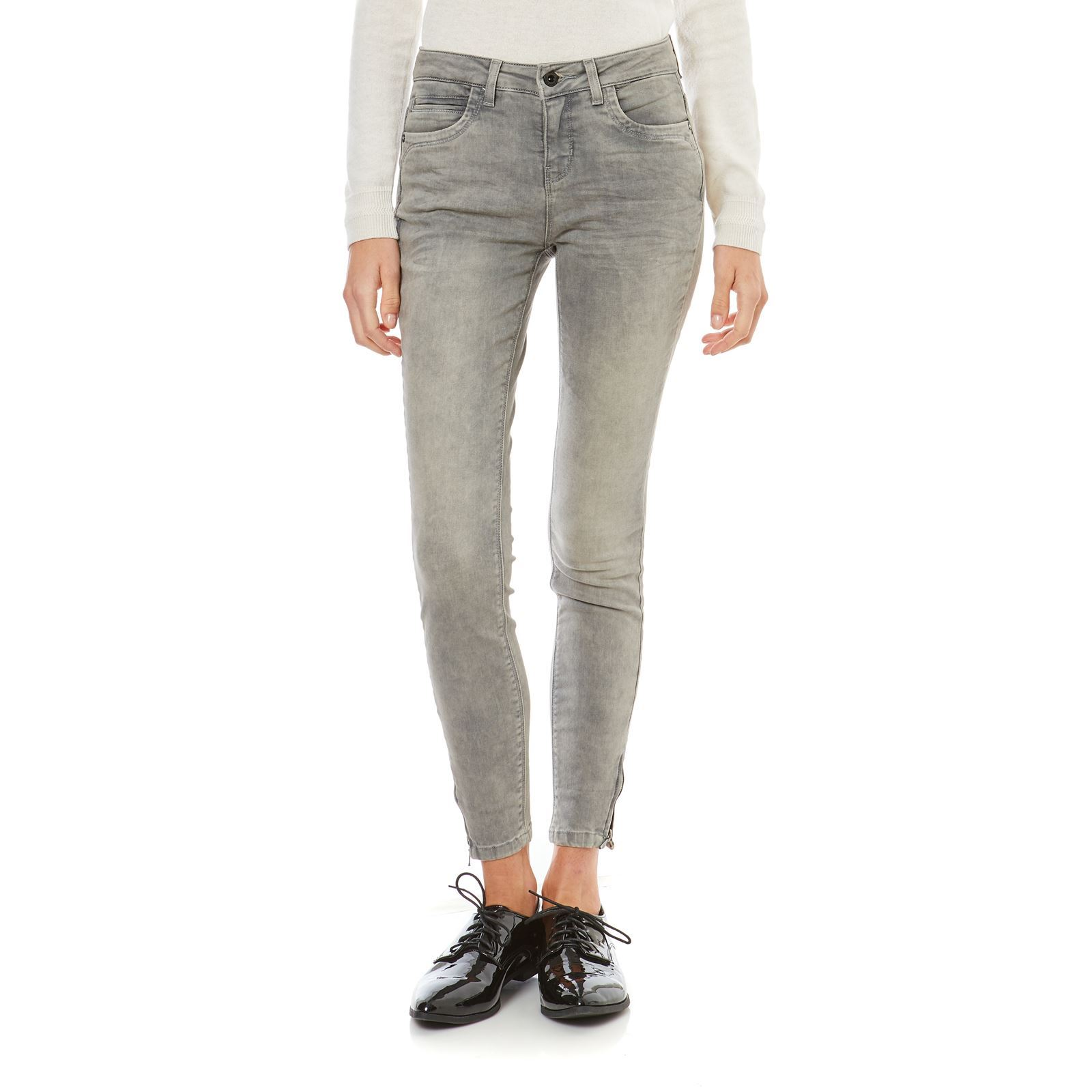 Only Jean skinny - gris