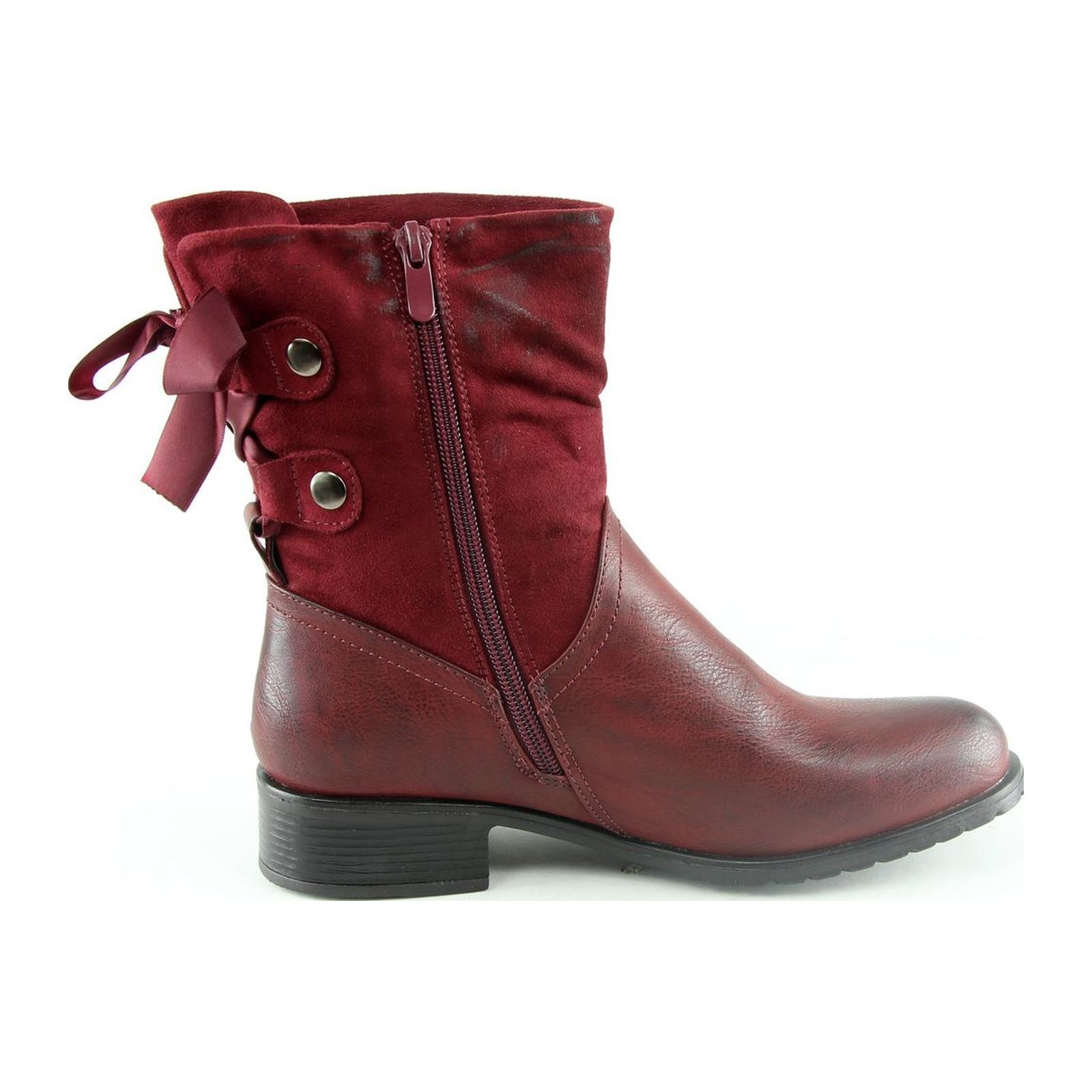 Vin Folie Bottines Forever Brandalley Boots 7axwnSUqA 1b41fc1b6602