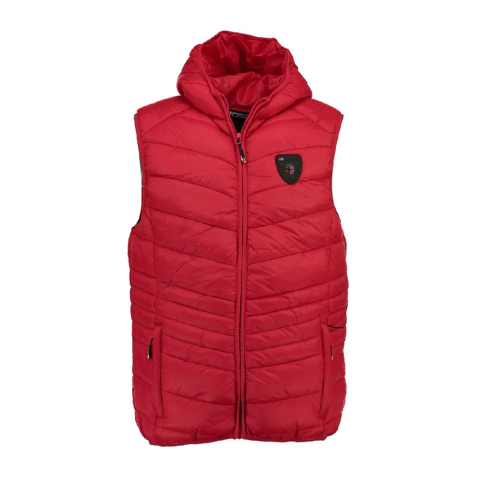 Geographical Norway Piumino - rosso  0ea81772089