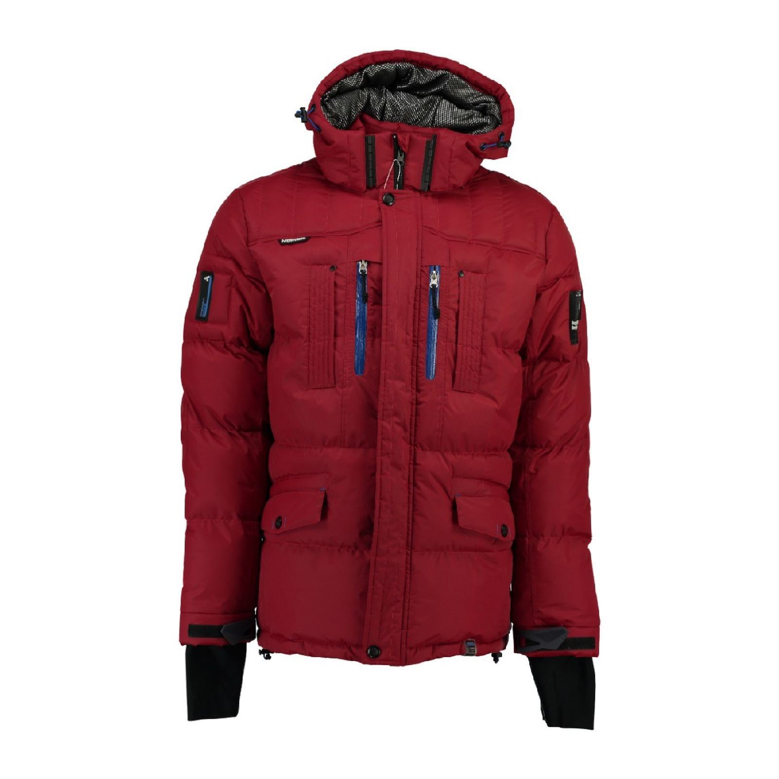 Geographical Norway Daunenjacke - rot  350b2a861d6