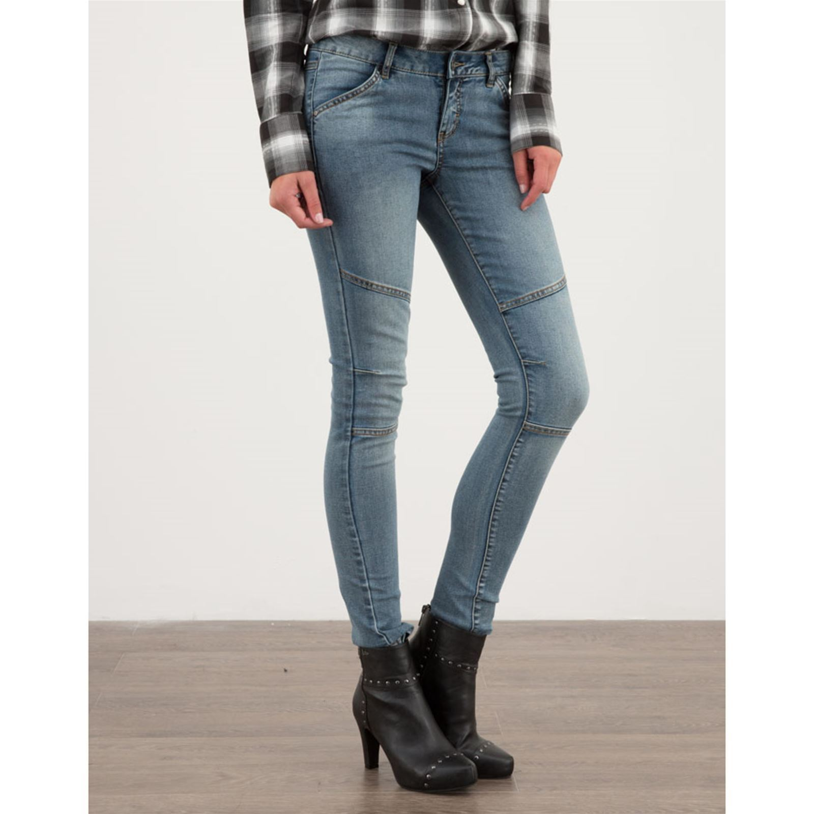 LPB WOMAN Jean skinny - denim bleu