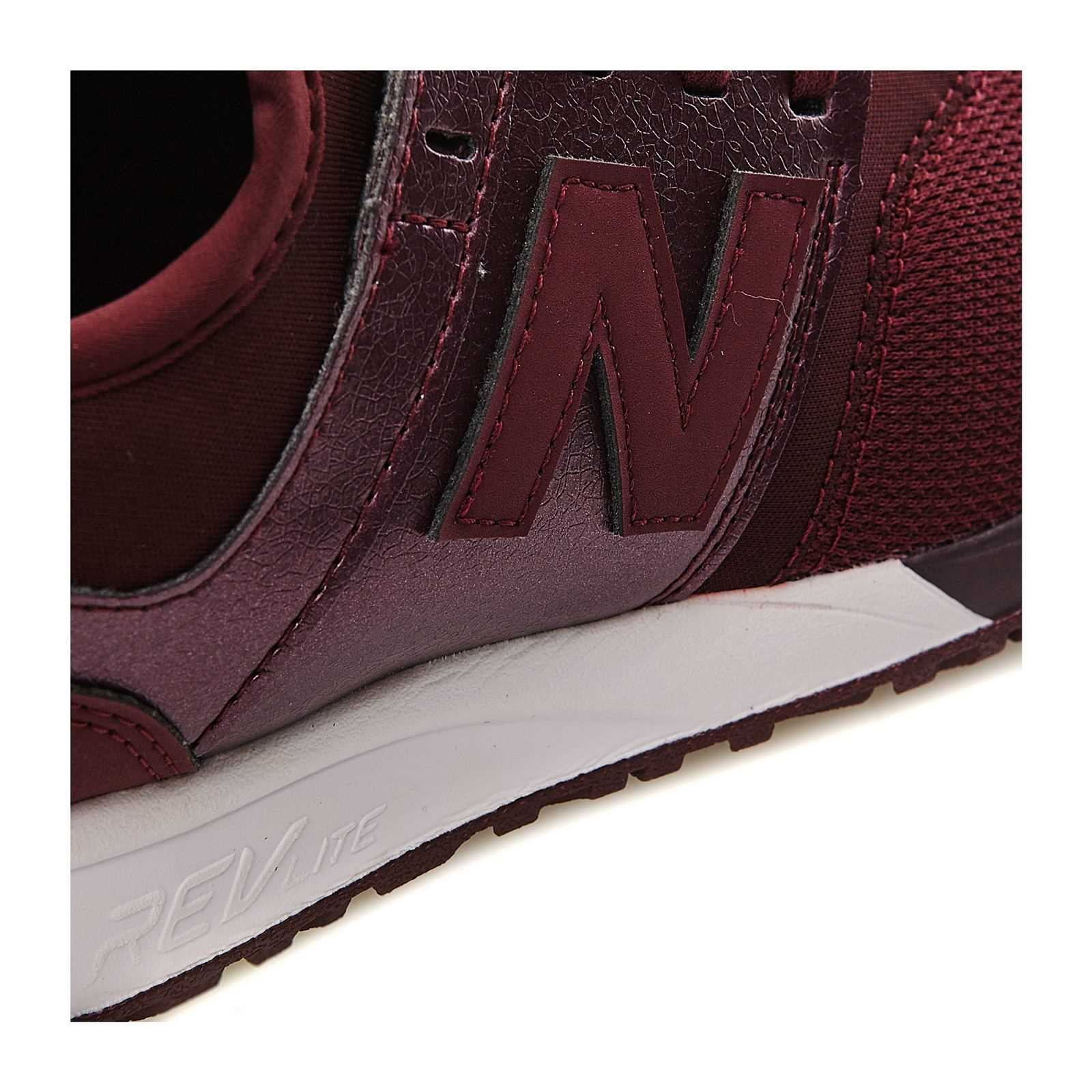 new balance bordeaux dames