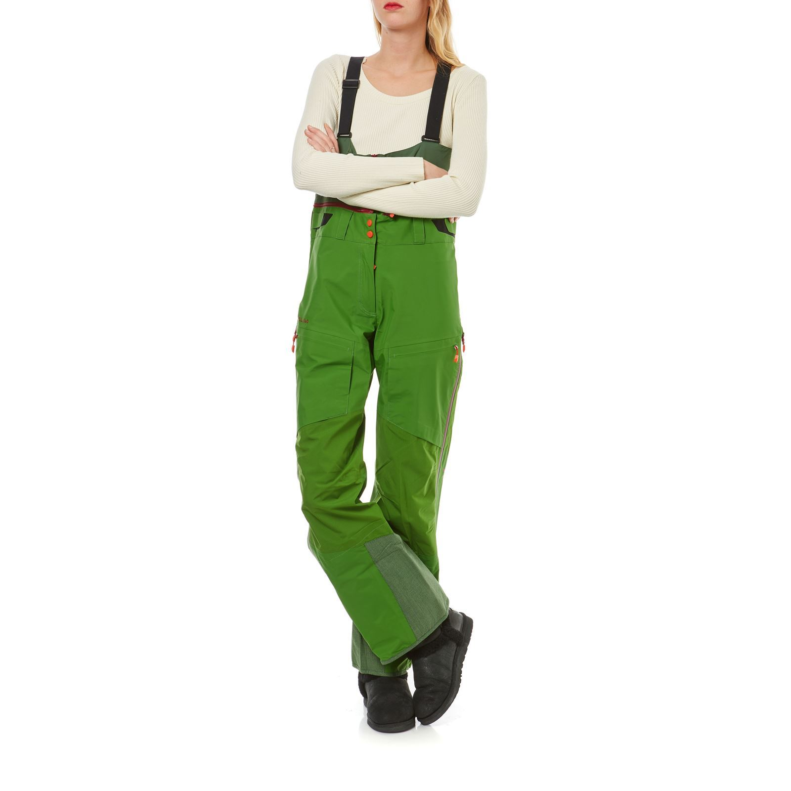 salewa pantalon de ski vert brandalley. Black Bedroom Furniture Sets. Home Design Ideas
