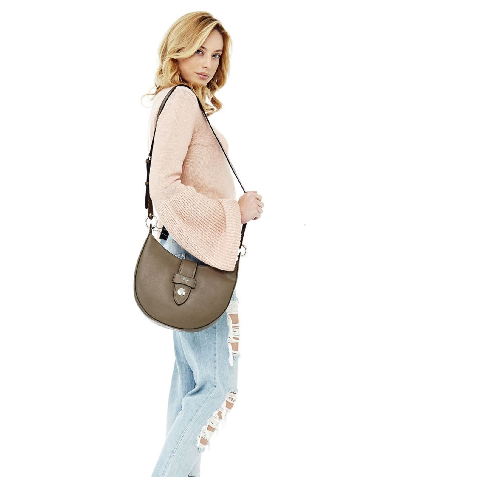 Guess Shane - Sac bandoulière - olive