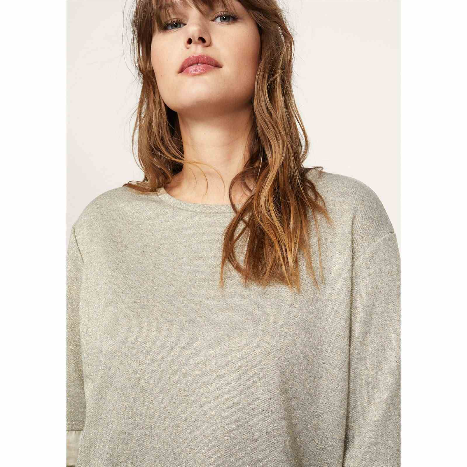 Violeta by Mango Sweat-shirt - beige