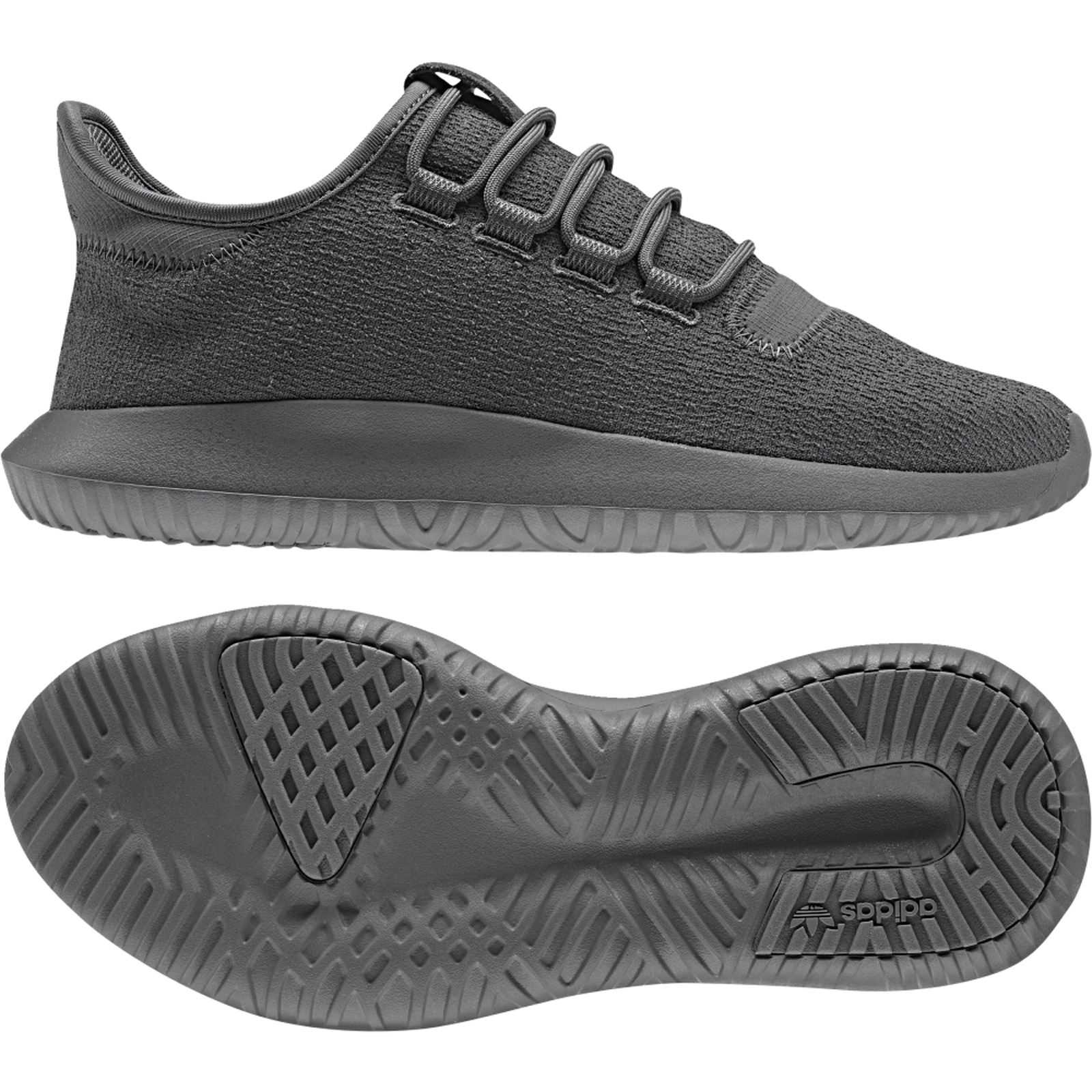 ADIDAS ORIGINALS Tubular Shadow W - Baskets - gris foncé