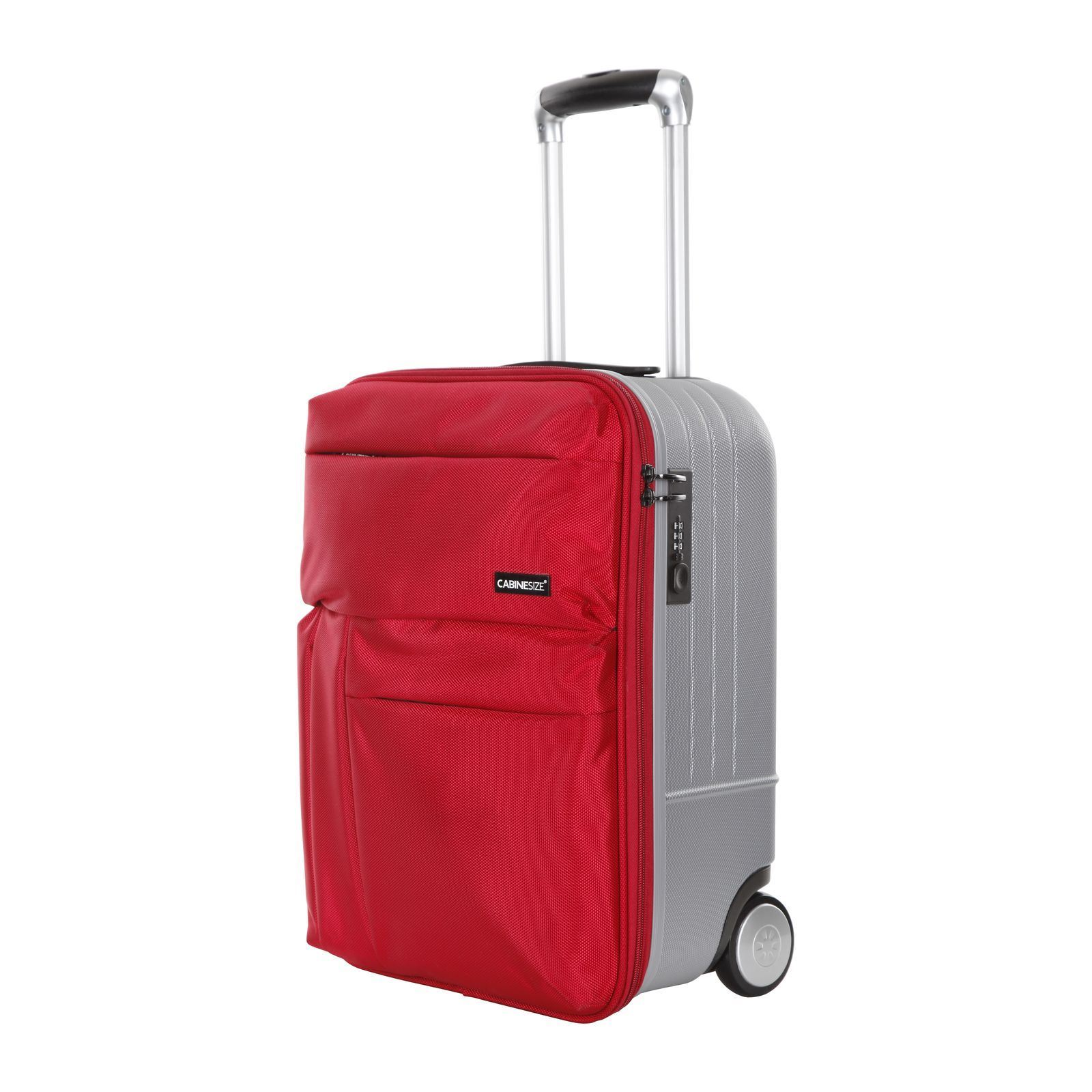 Cabine Size Book - Valise - rouge | Brandalley - Valise Rouge