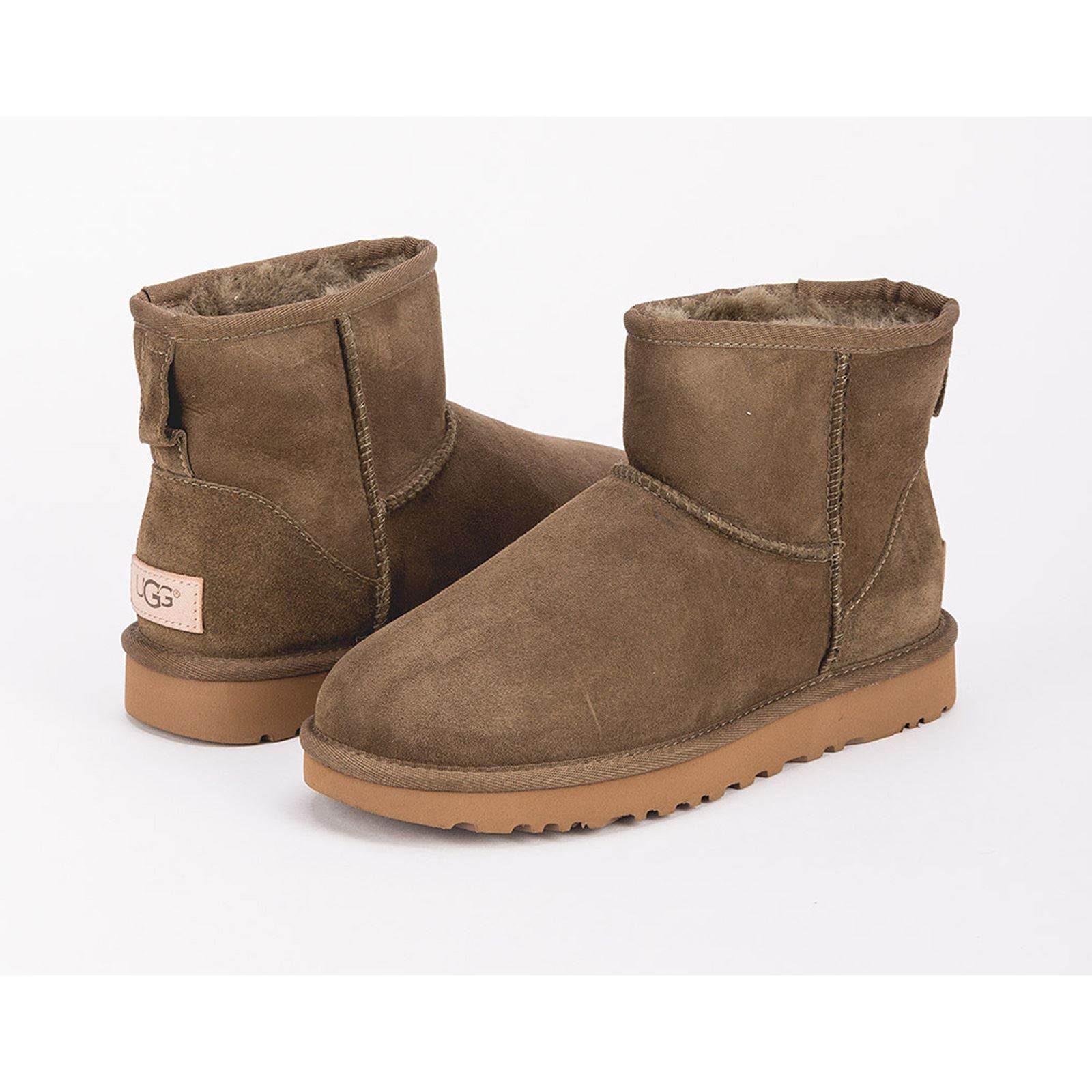 UGG Classic Mini Marron OYk2Juyzr