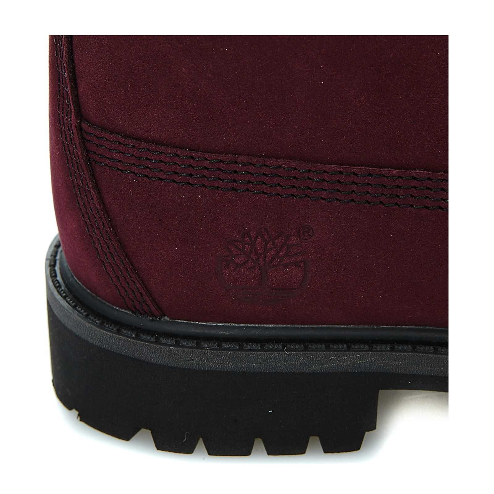 Wp 6 Bordeaux Bottines En Cuir In Premium CxeWBord