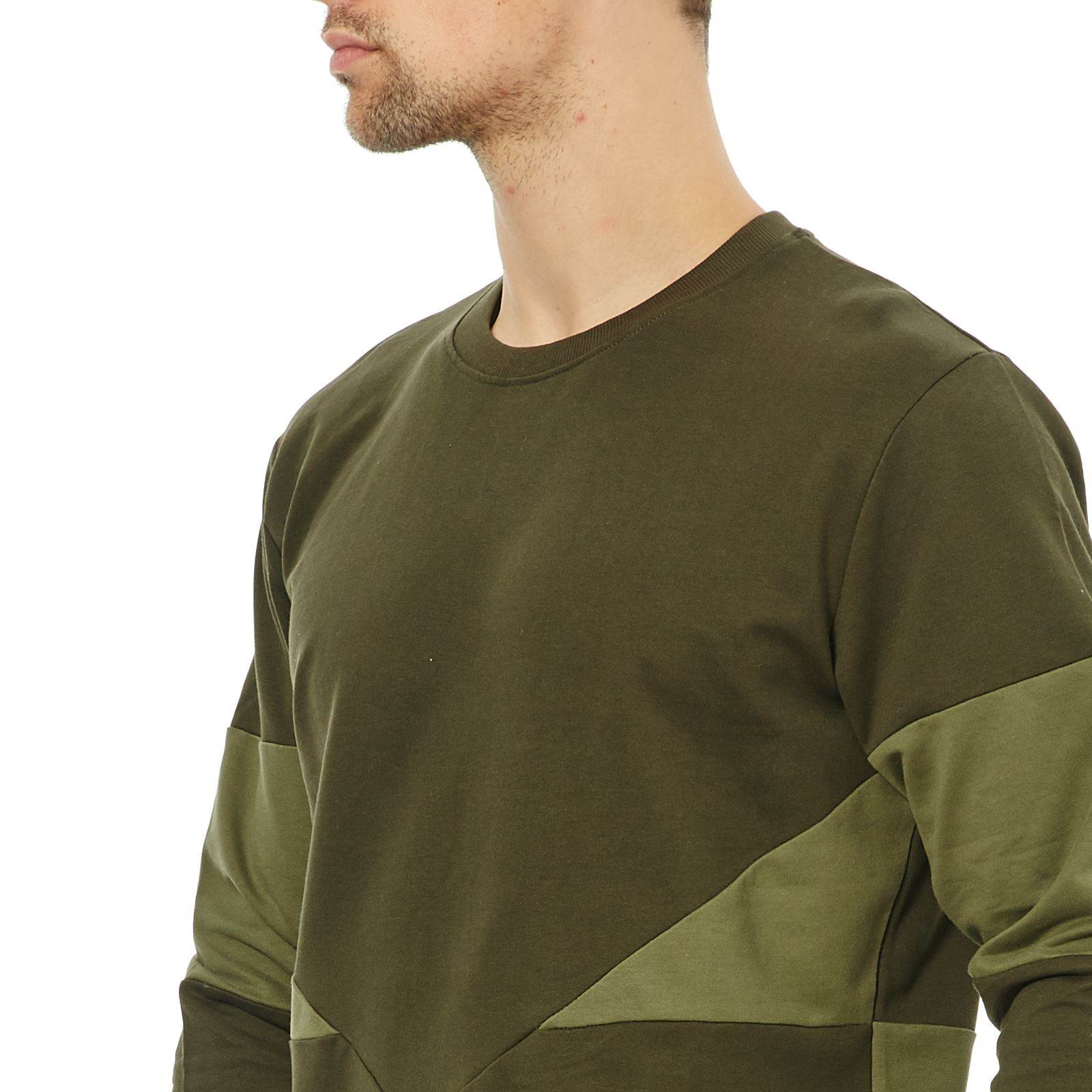 Only Brandalley Sweat Shirt amp; Olive Sons rpXTAWwHqr