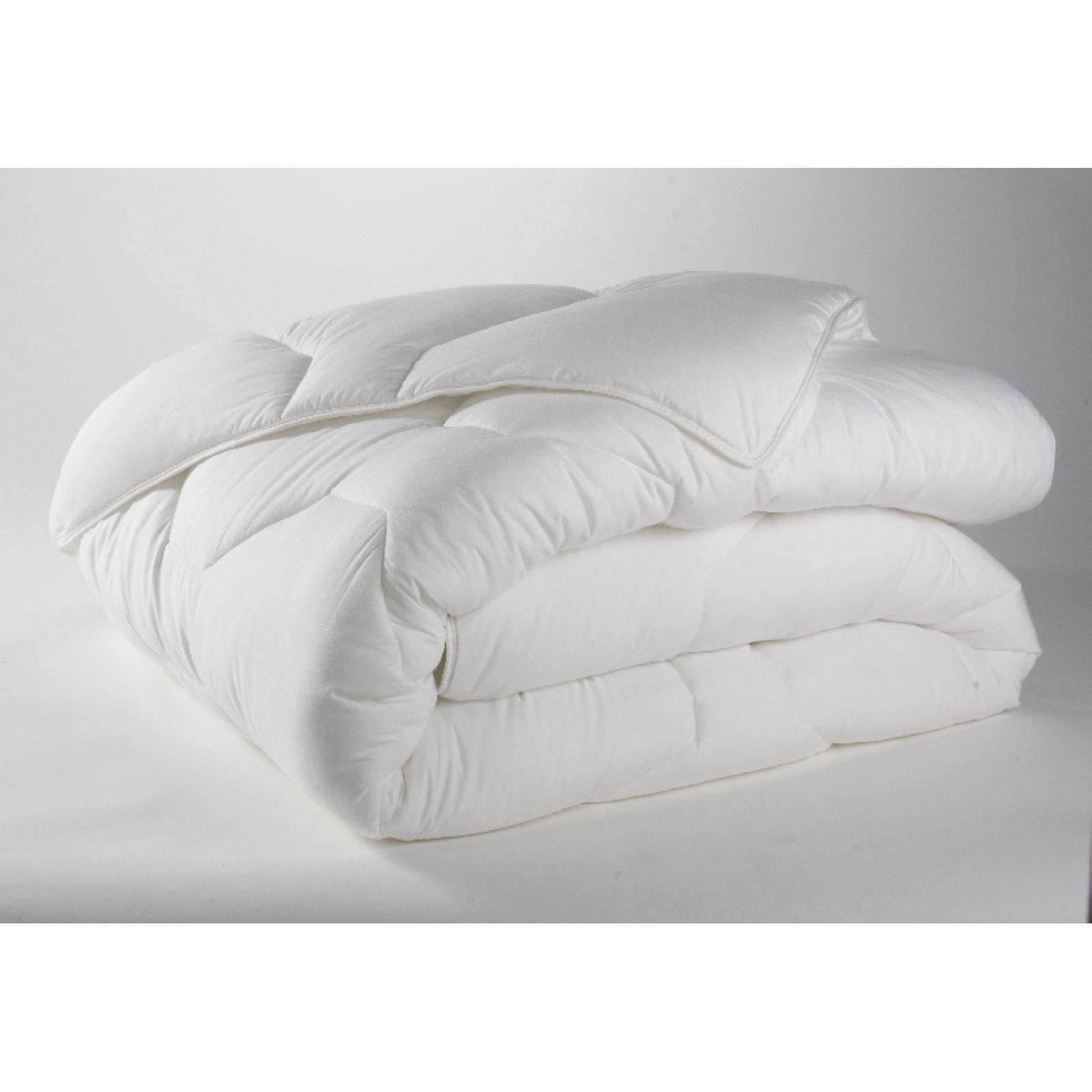 sweet home couette anti acariens 500g m blanc brandalley. Black Bedroom Furniture Sets. Home Design Ideas