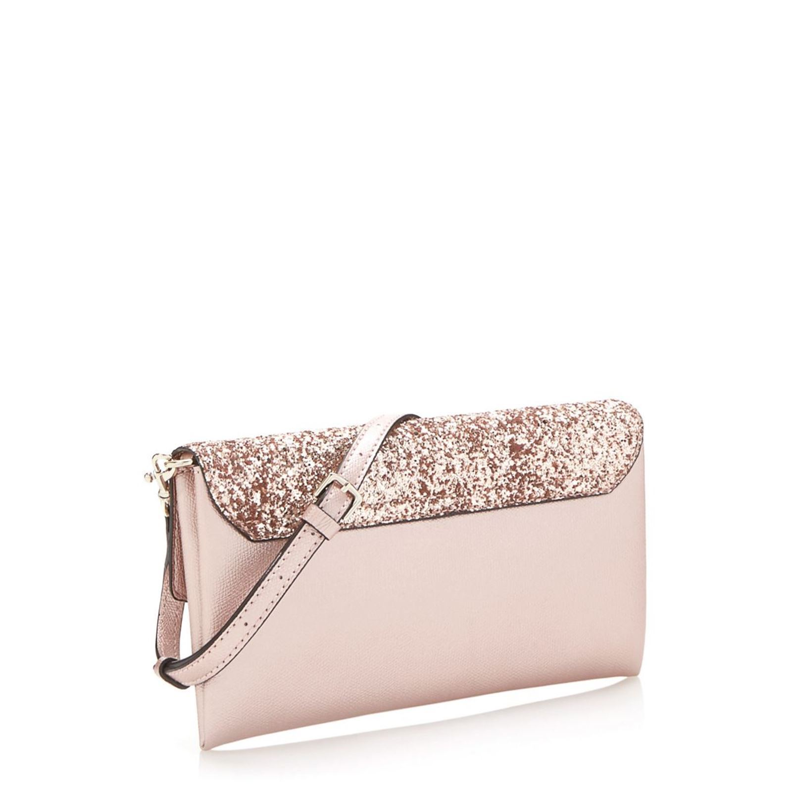 70806eb4bf Sac Brandalley Ever Guess Pochette Rose Paillettes After Clair ZZtvqwC