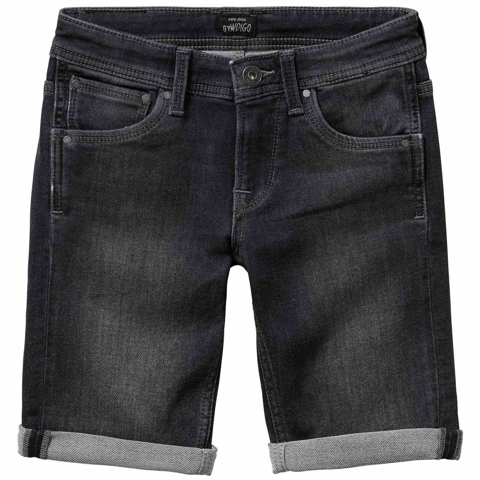 Pepe Jeans London Cashed short - Bermuda - denim noir