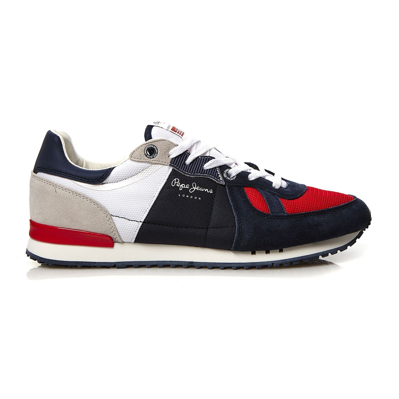 Pepe Jeans Footwear Tinker 1973 - Baskets - bleu  Baskets