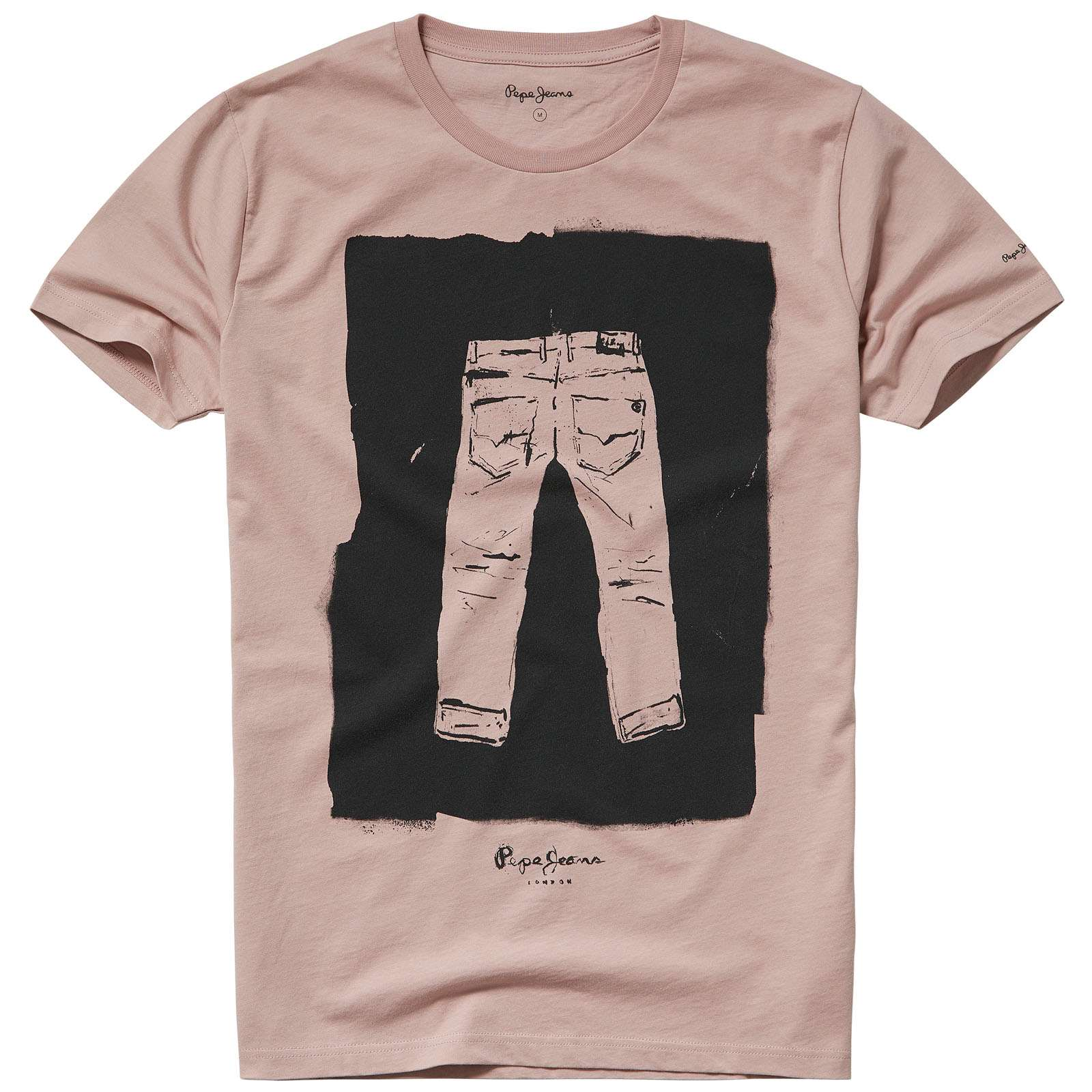 Pepe Jeans London Eastcote - T-shirt manches courtes - vieux rose