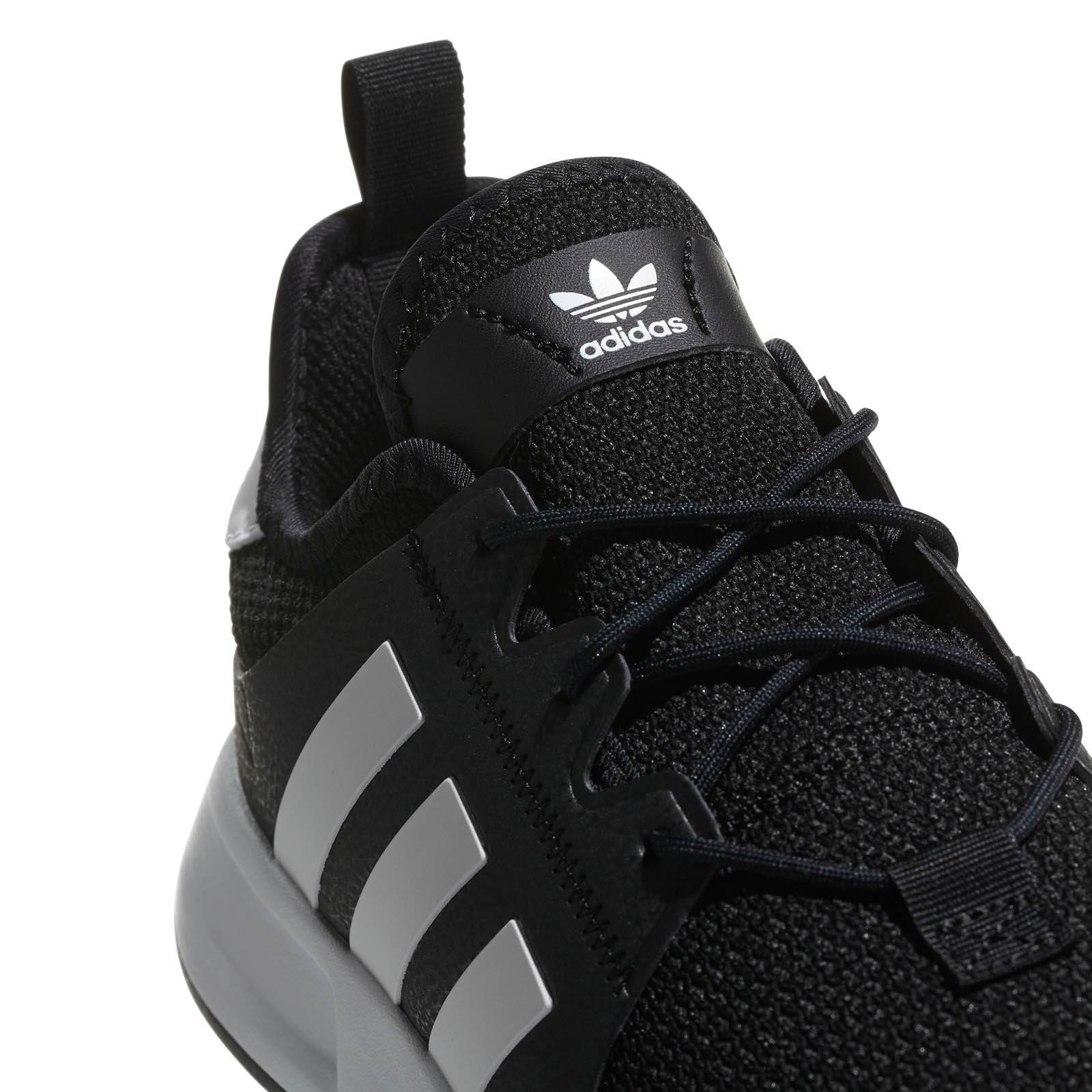 adidas Originals X_PLR Sneakers basse nero | BrandAlley