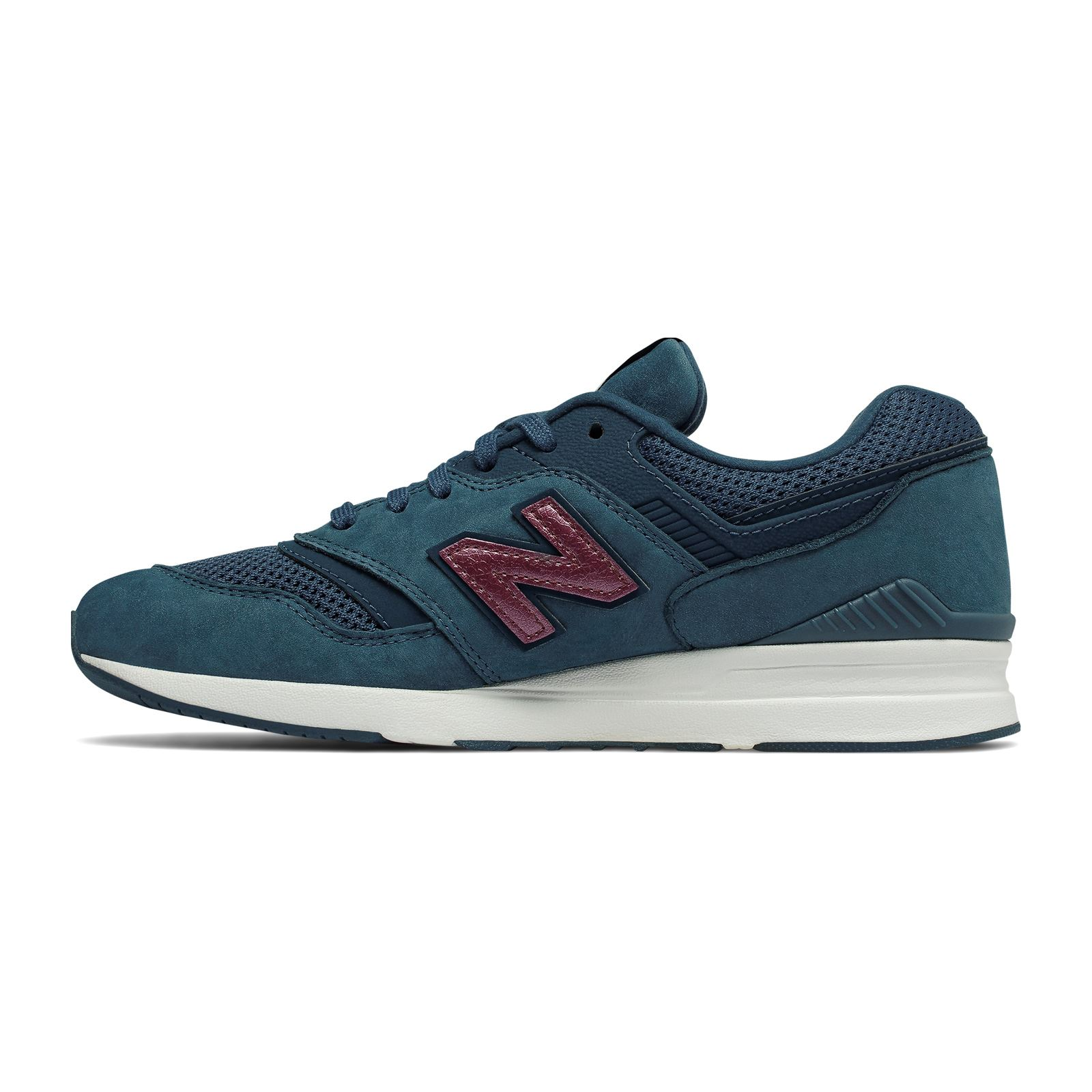 new balance wl697 turnschuhe sneakers entenblau brandalley. Black Bedroom Furniture Sets. Home Design Ideas
