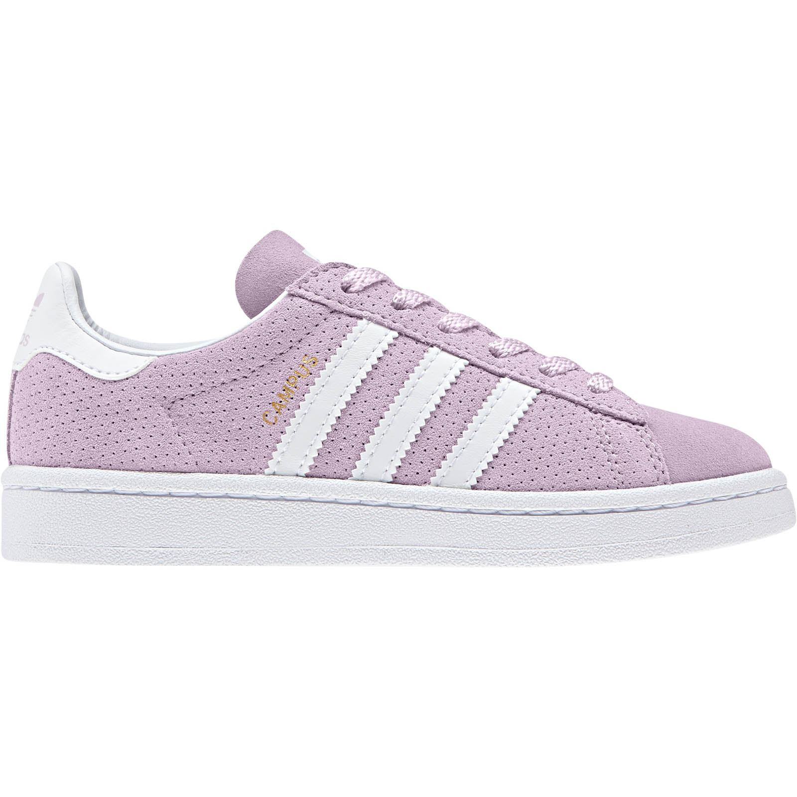 ADIDAS ORIGINALS Campus C - Sneakers en cuir - lilas