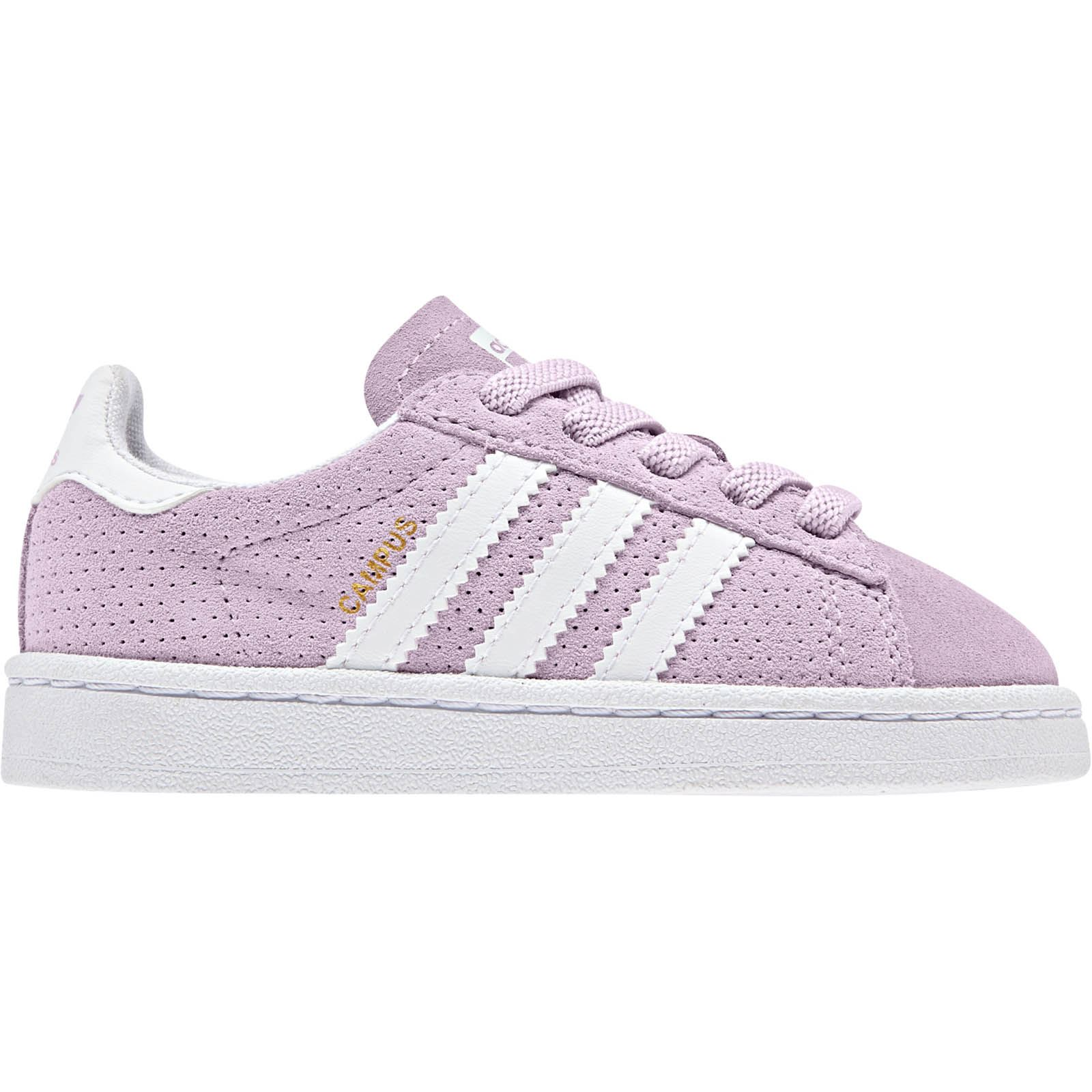 Adidas Originals Campus El I - Sneakers en cuir - rose