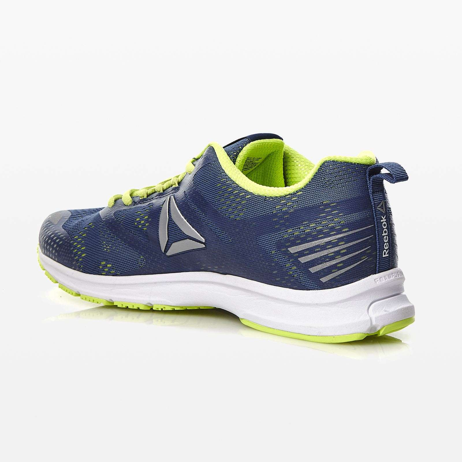 Reebok Performance Ahary Runner - Chaussures de running - argent  Baskets Running