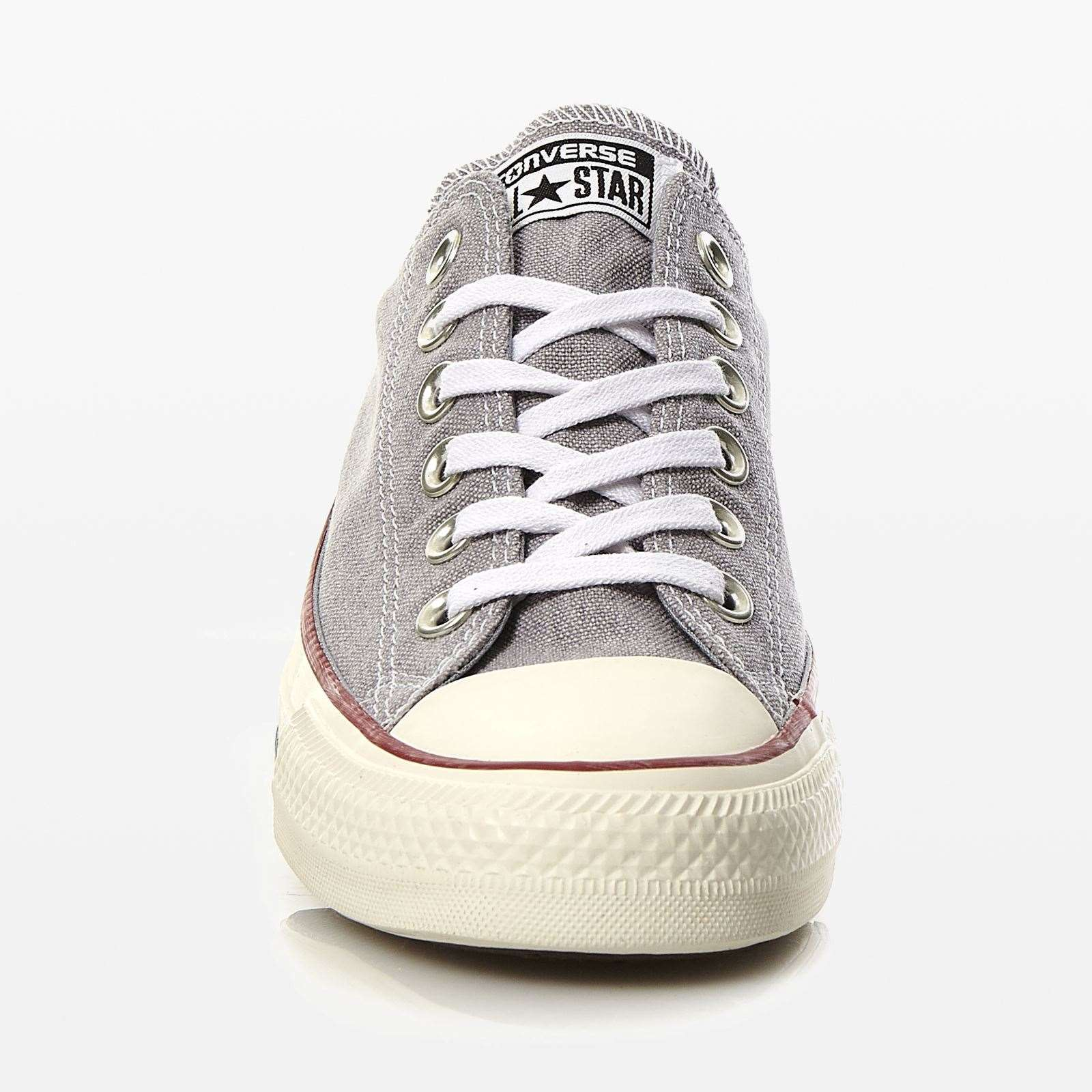 converse all star ox baskets gris brandalley. Black Bedroom Furniture Sets. Home Design Ideas