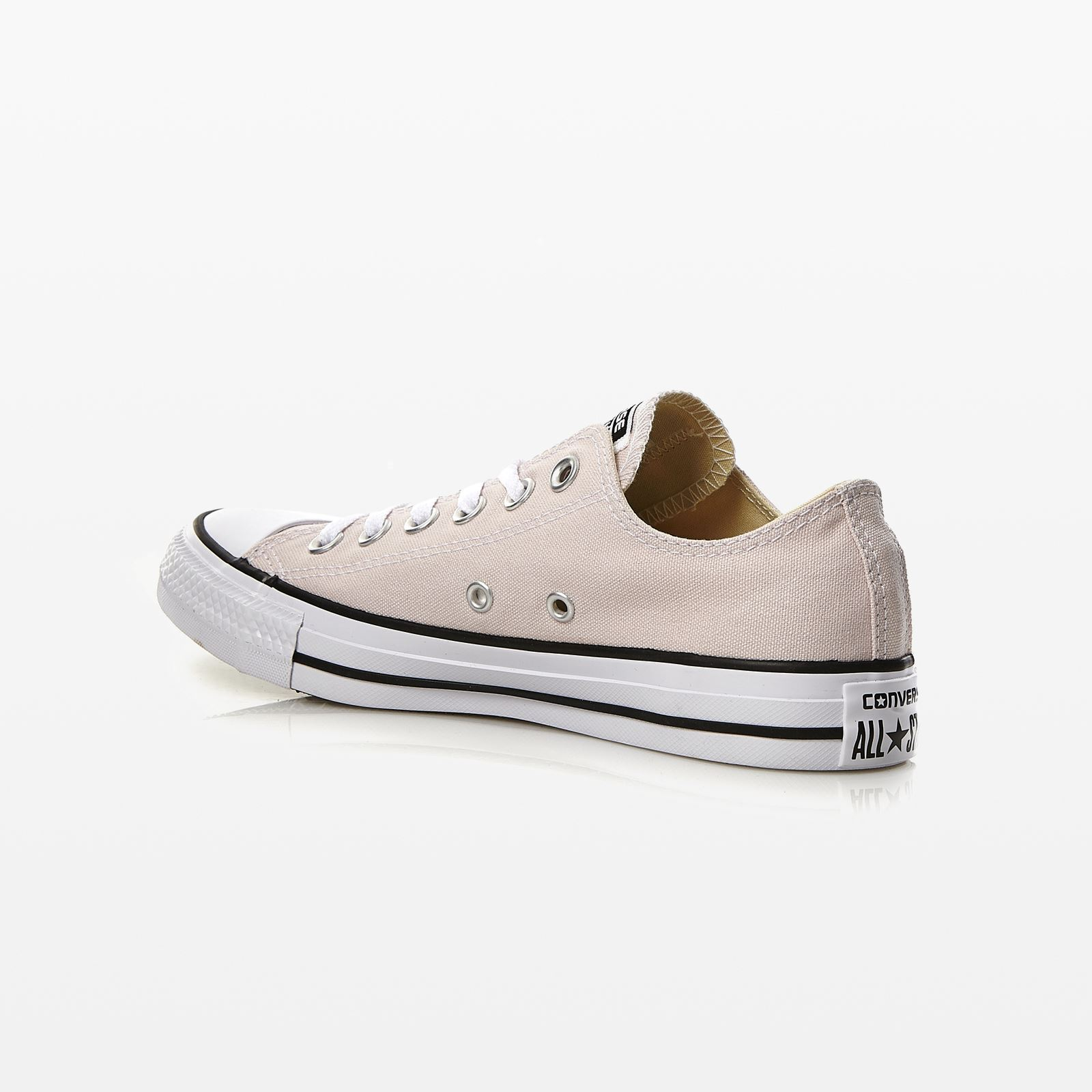 low price 518bf fb9c9 Converse All star ox - Baskets - naturel Baskets GH8HUA1Z -  destrainspourtous.fr