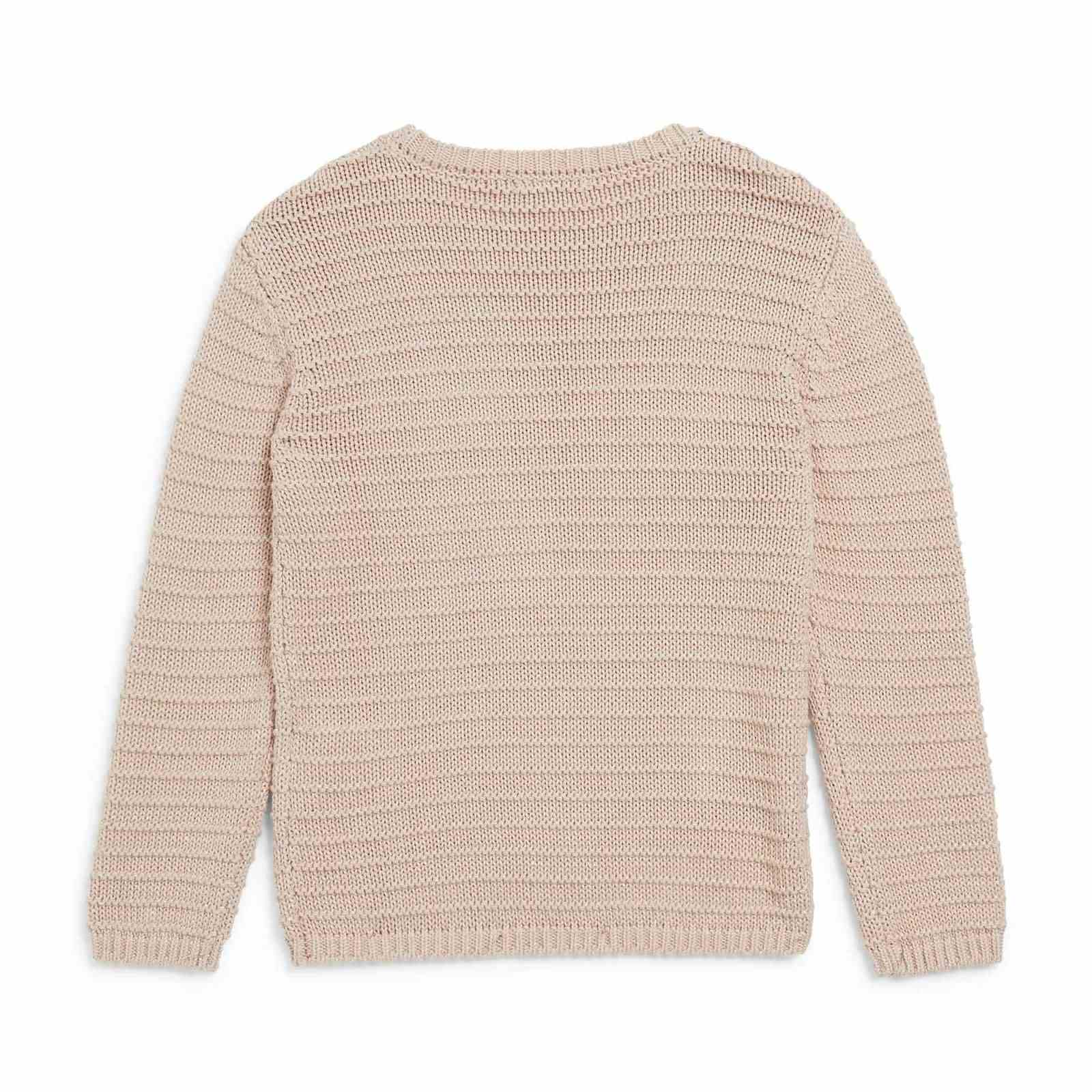 Monoprix Kids Pull - rose clair   BrandAlley b93639558a67