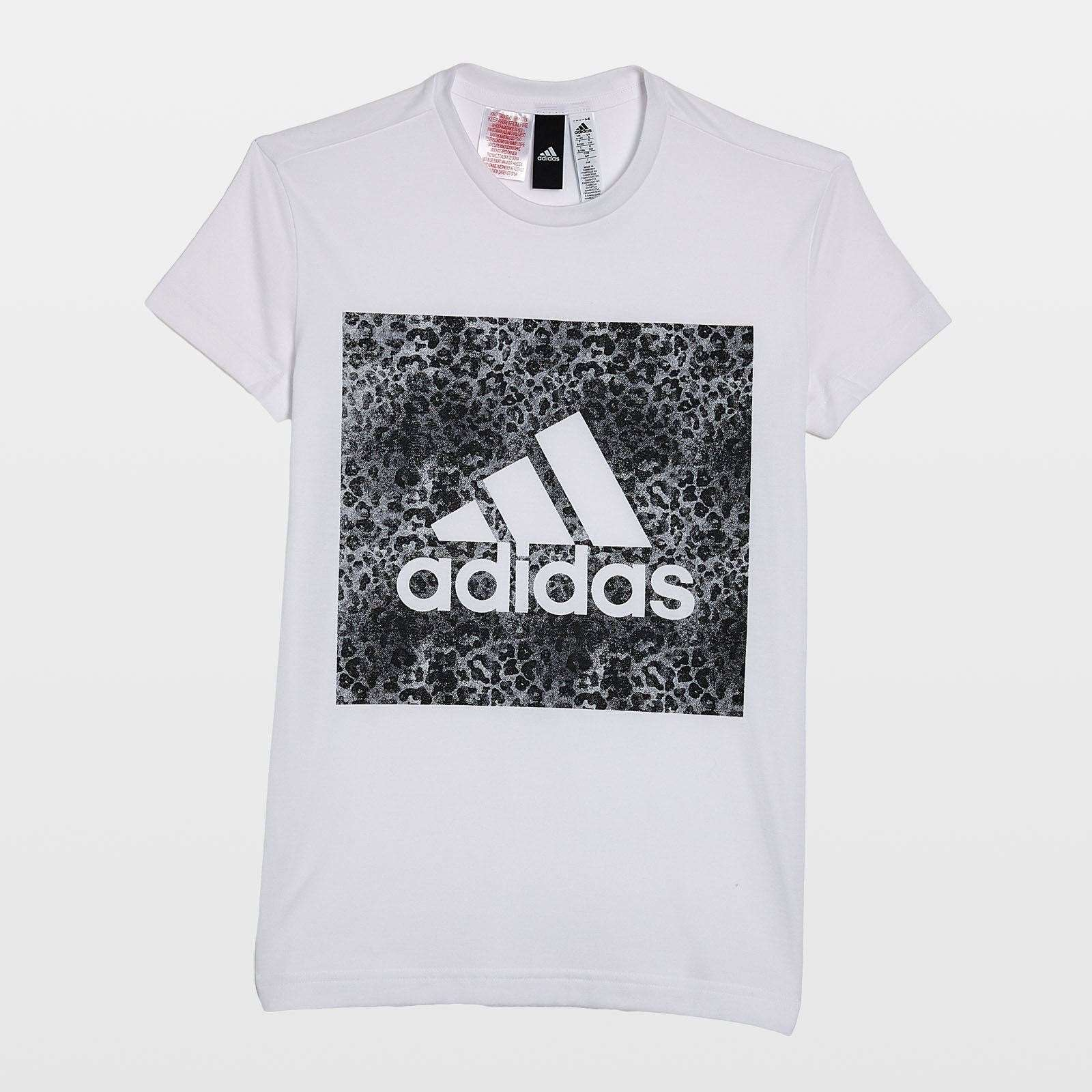 Adidas Performance T-shirt manches courtes - blanc 3c963625fb57